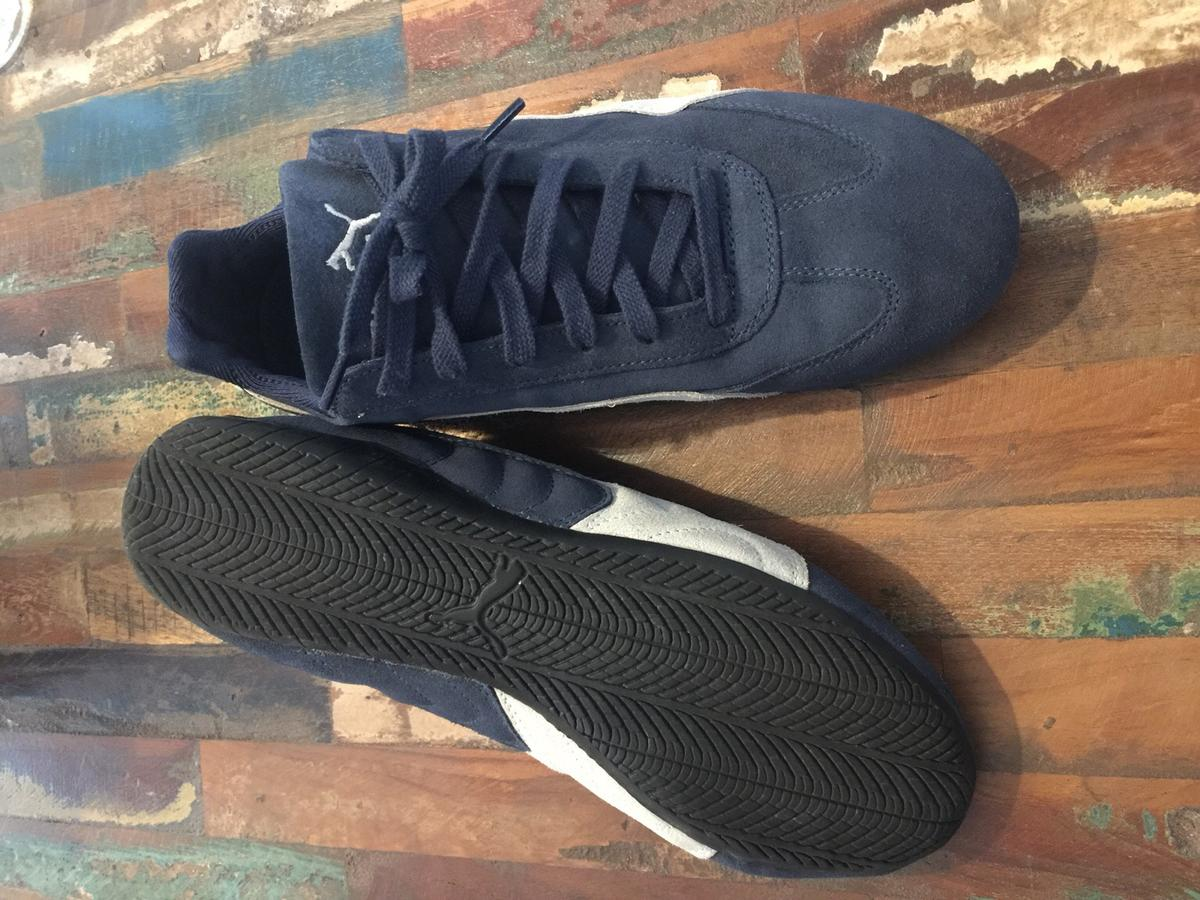 best website 874f3 65db3 Men's Blue Suede Puma Speed Cat Trainers in SE22 London for ...