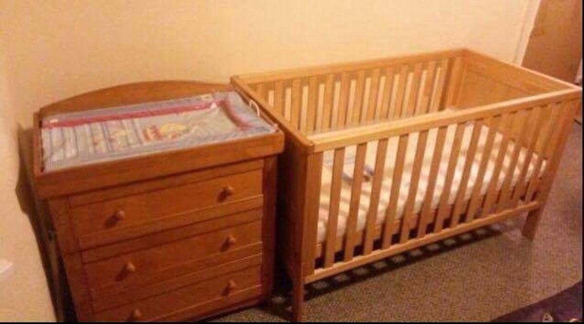 Nursery Furniture Set From Baby R Us In