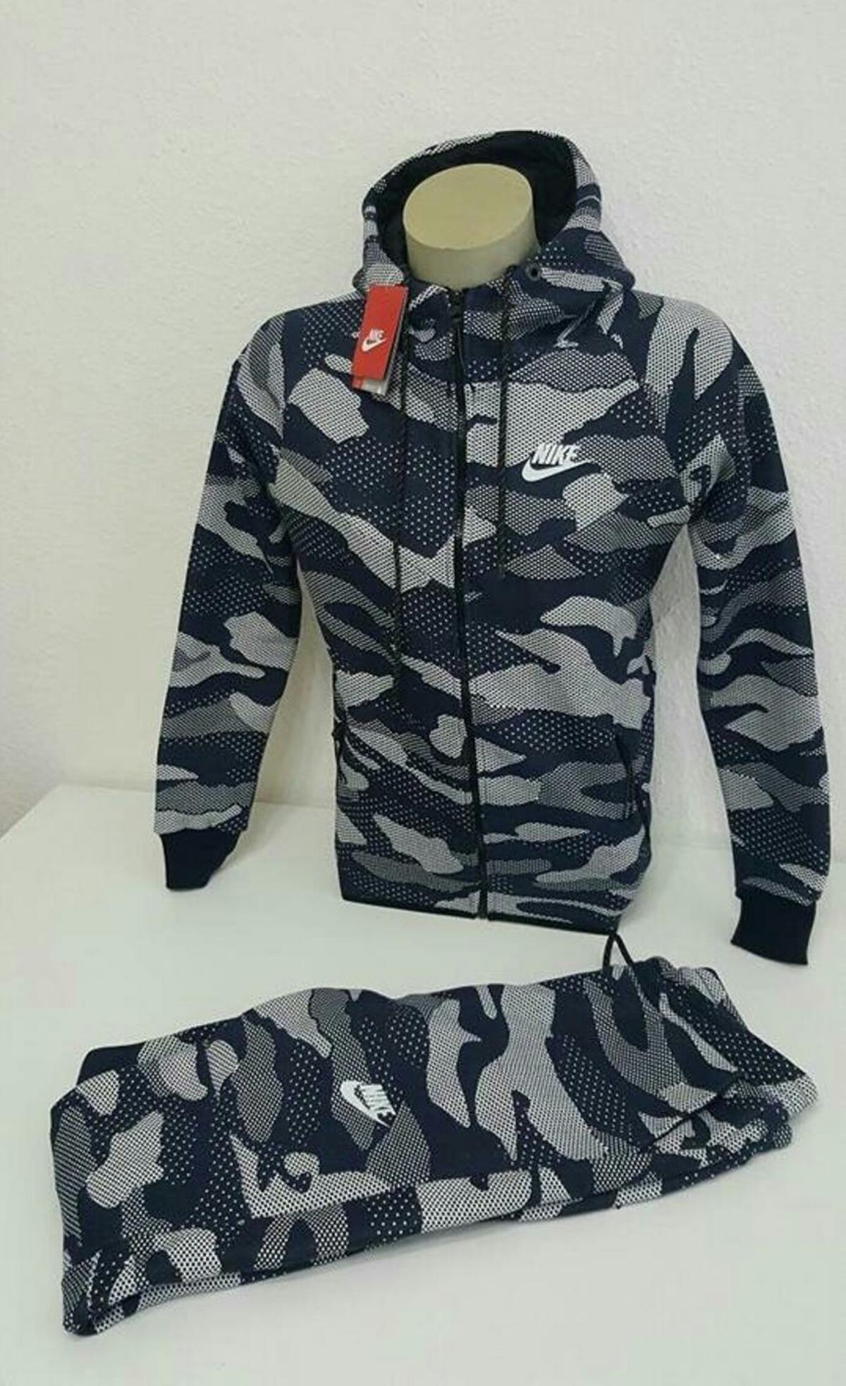 san francisco fashion style wholesale Nike Camouflage Anzug Herren