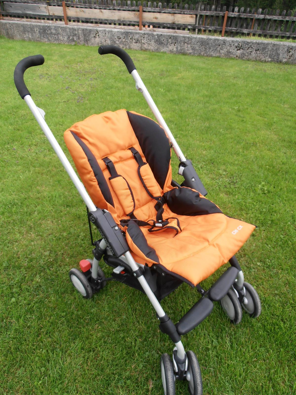 Maxi Taxi Citi Cx Buggy In 6215 Achenkirch For 80 00 For Sale Shpock