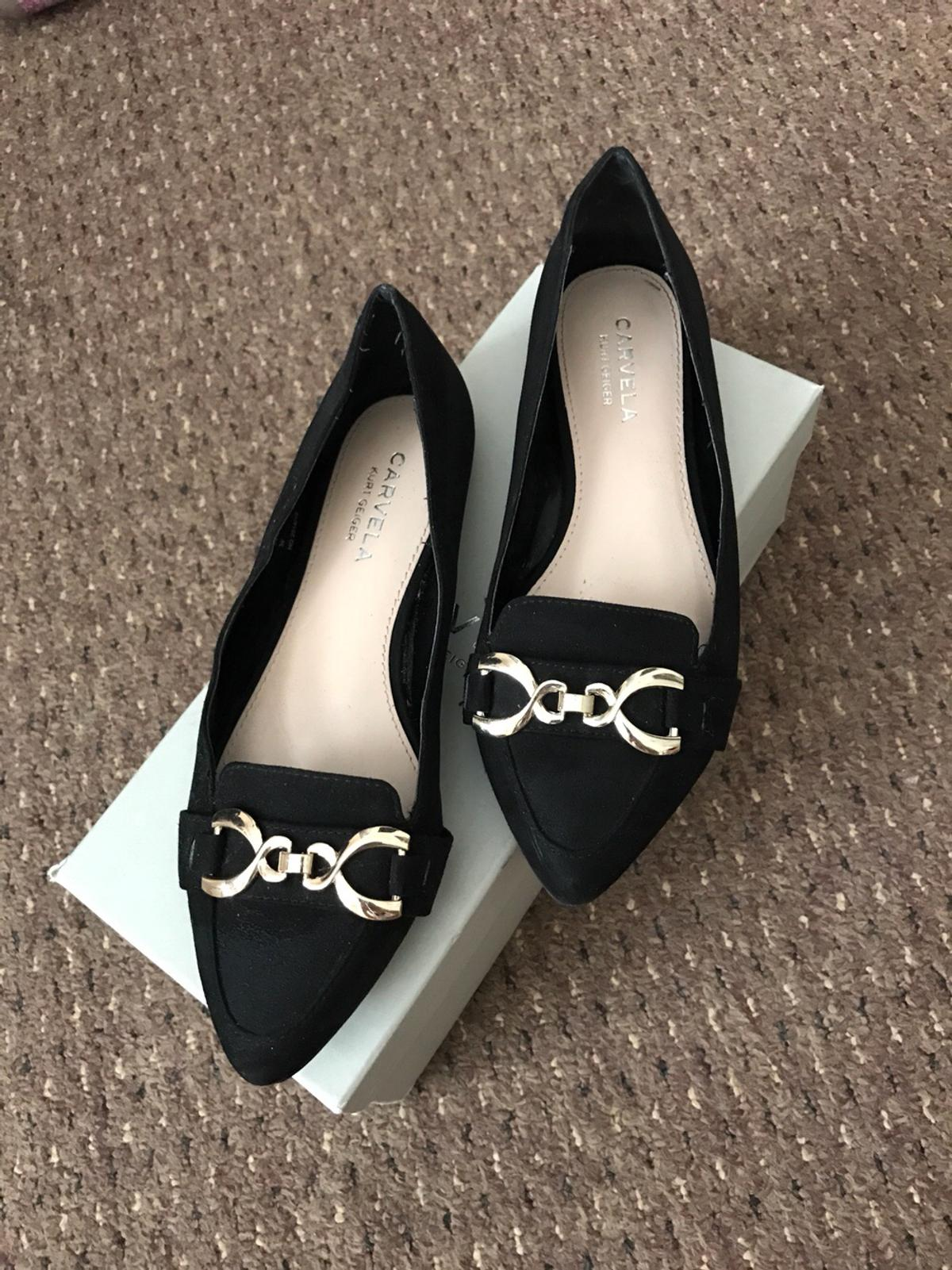 a2452d13f Kurt Geiger carvela flat shoes. in DN17 Scunthorpe for £15.00 for ...