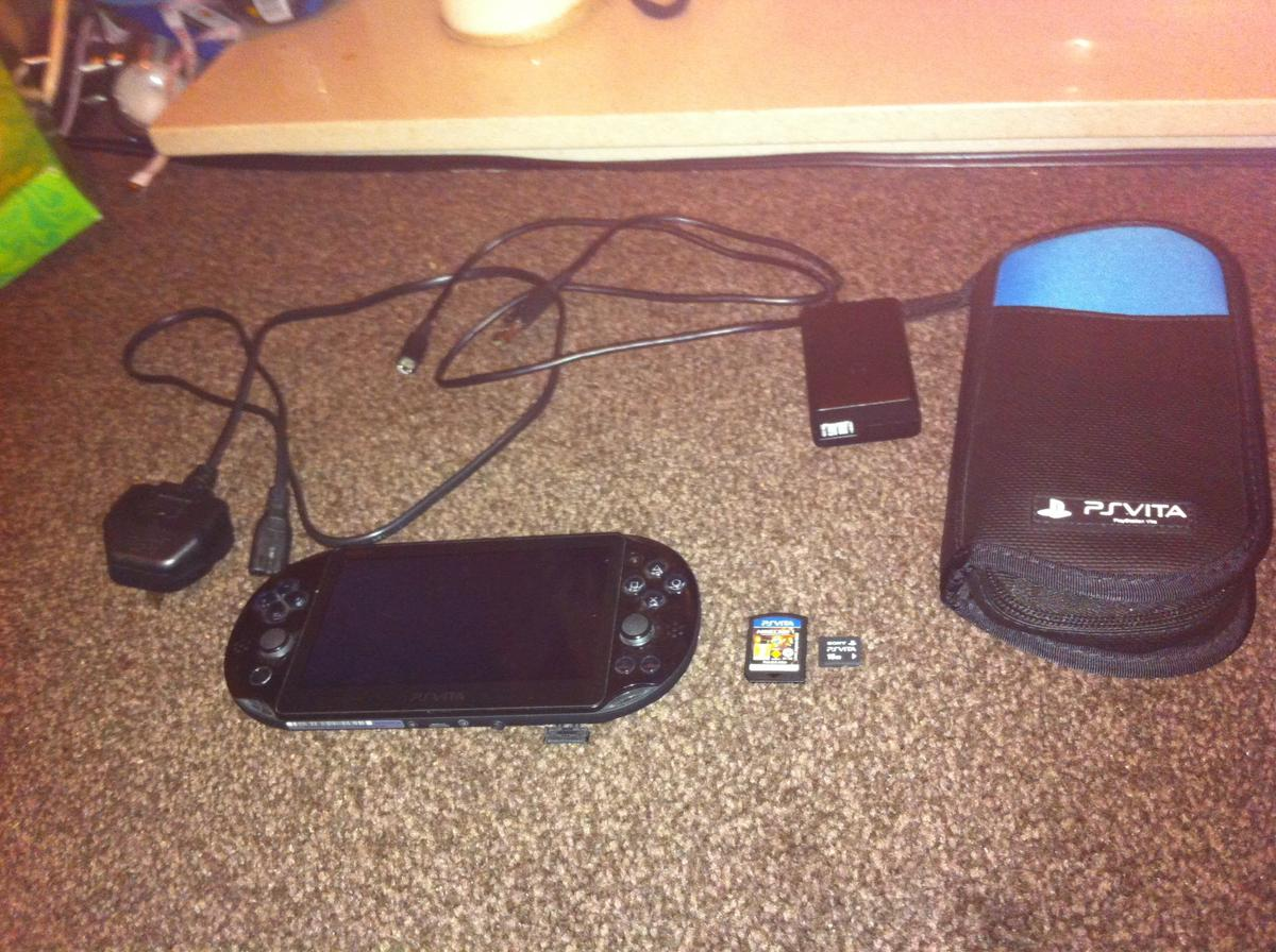 Official Sony PS Vita Console + More in B44 Birmingham for