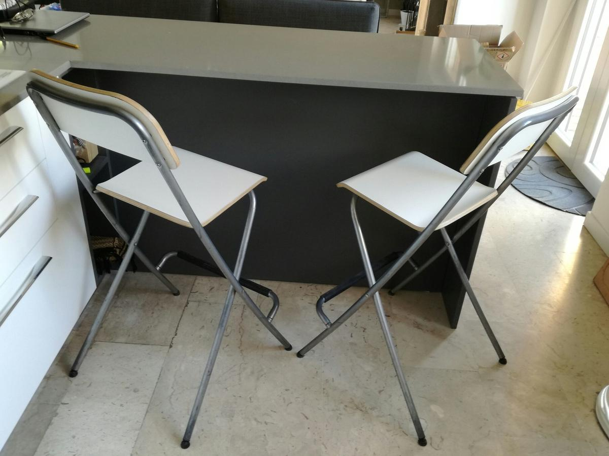 Sedie sgabello franklin ikea in roma for u ac for sale
