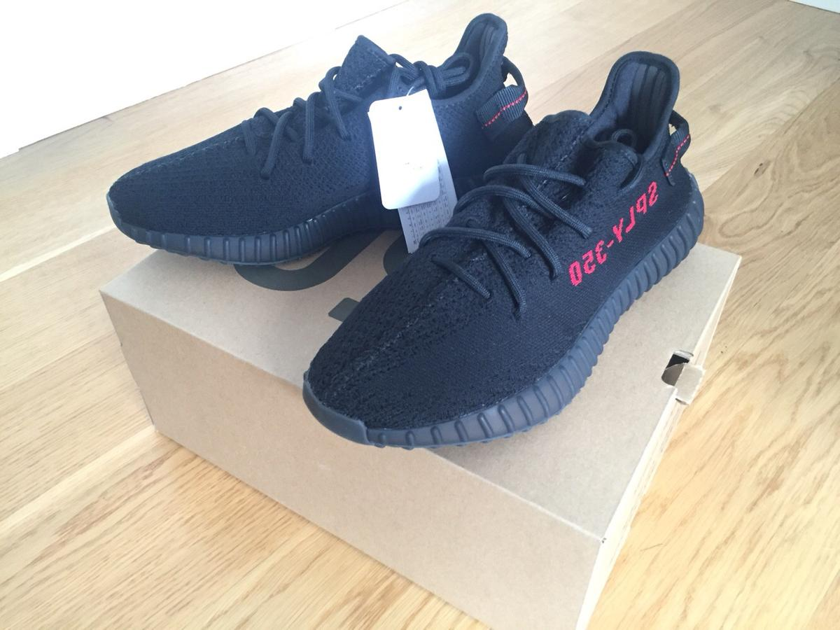 659a897db Adidas Yeezy boost 350 V2 black red 43 1 3 in 0853 Oslo for NOK ...