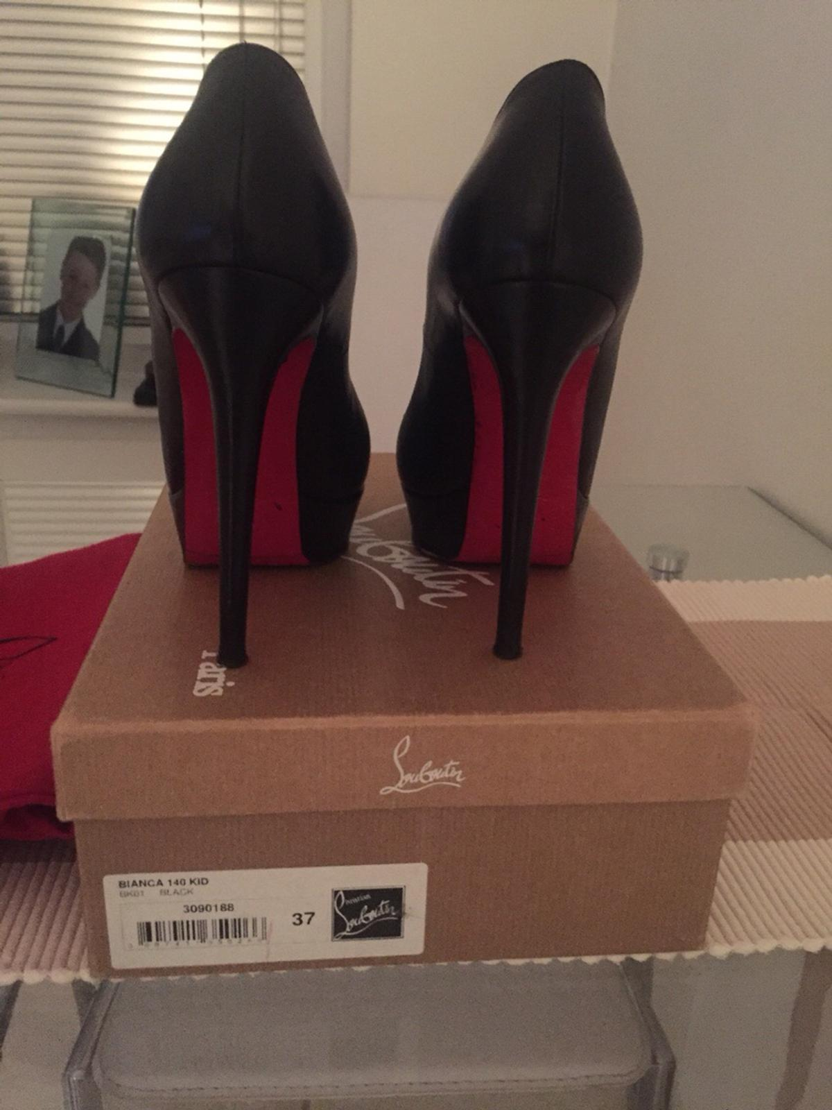 3b8130eeb0b Christian louboutin shoes in DD4 Dundee for £150.00 for sale - Shpock