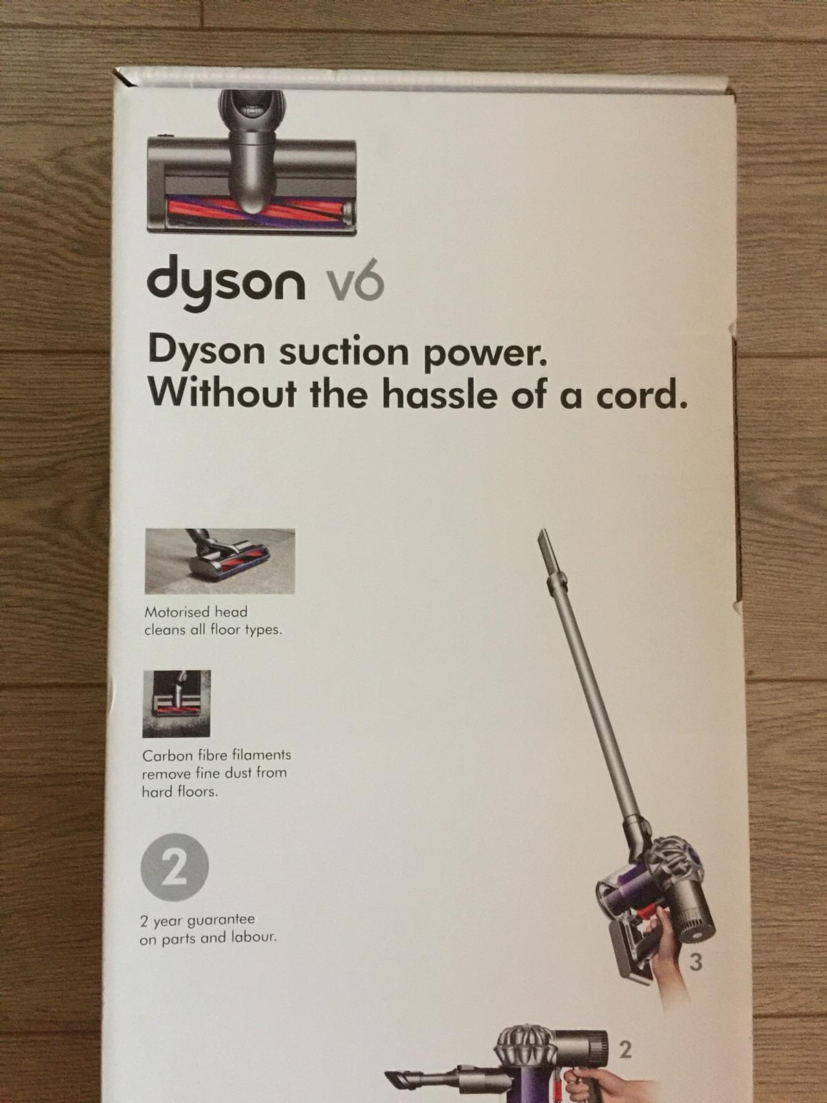 Brand New Dyson V6 in CB8 Newmarket for £220 00 for sale