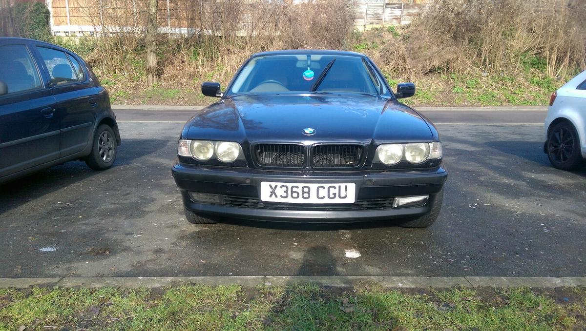 BMW 7 E38 2 8l petrol  in ME2 Rochester for £600 00 for sale