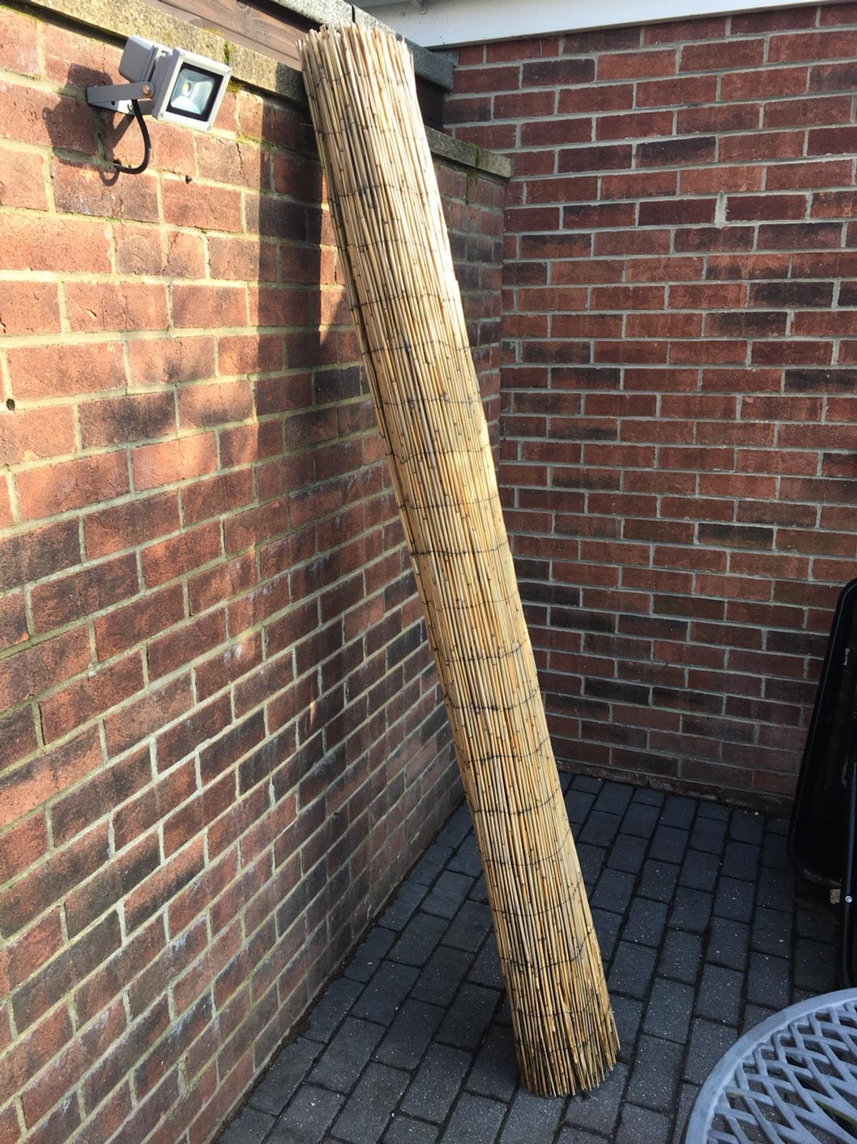 Bamboo Fence Screening In Dh7 Moor For 10 00 For Sale Shpock
