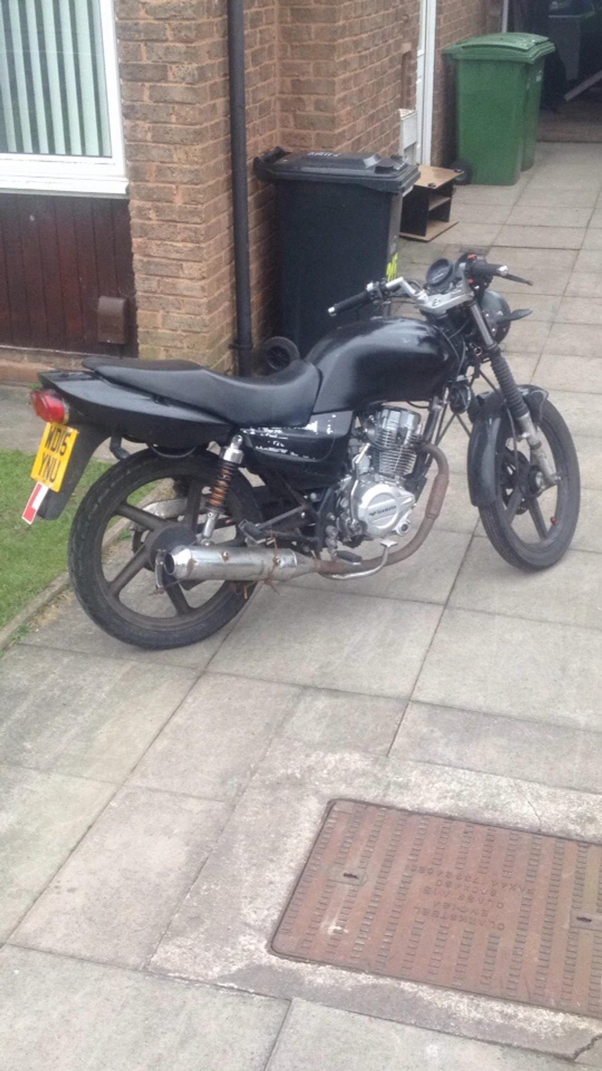 lexmoto arrow 125 15plate in DY1 Dudley for £650 00 for sale