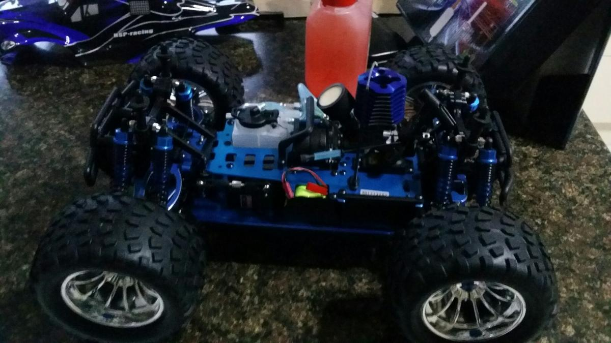 Hsp big crusher pro rc car in DE1 Derby for £235 00 for sale - Shpock