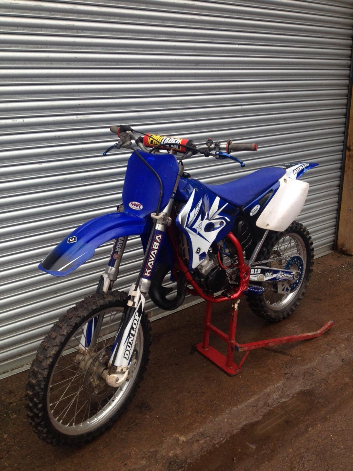 Yamaha yz 125 in WR4 Worcester for £1,500 00 for sale - Shpock