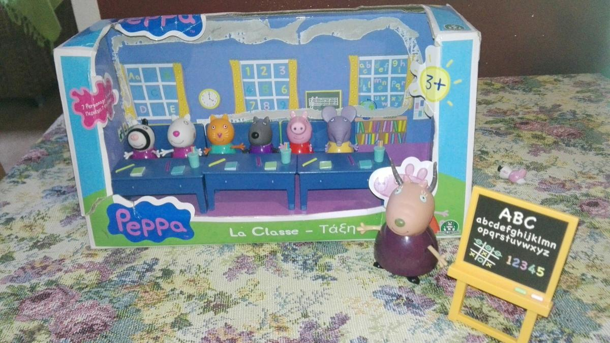 lowest price 8e40b 6b558 La scuola di Peppa Pig