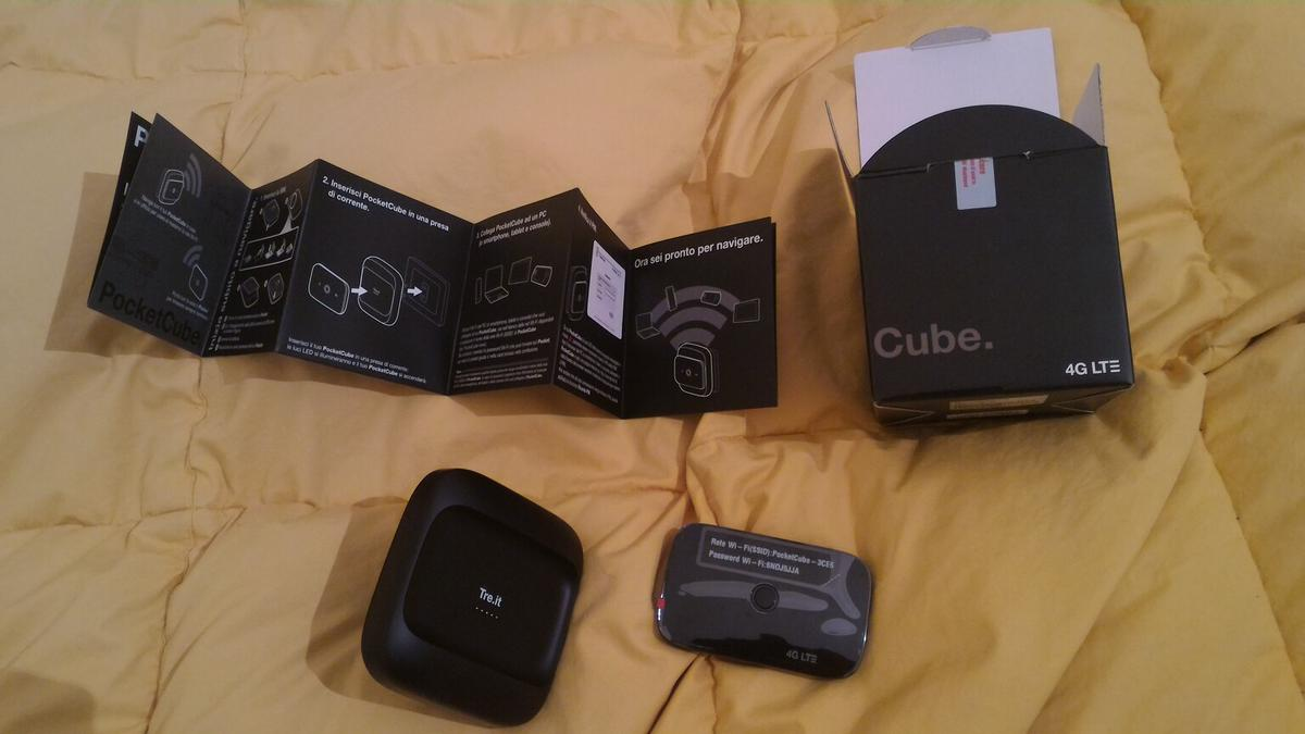 Pocket cube nuovo mai usato tre hrg 3 in 00147 Roma for €30.00 for ...