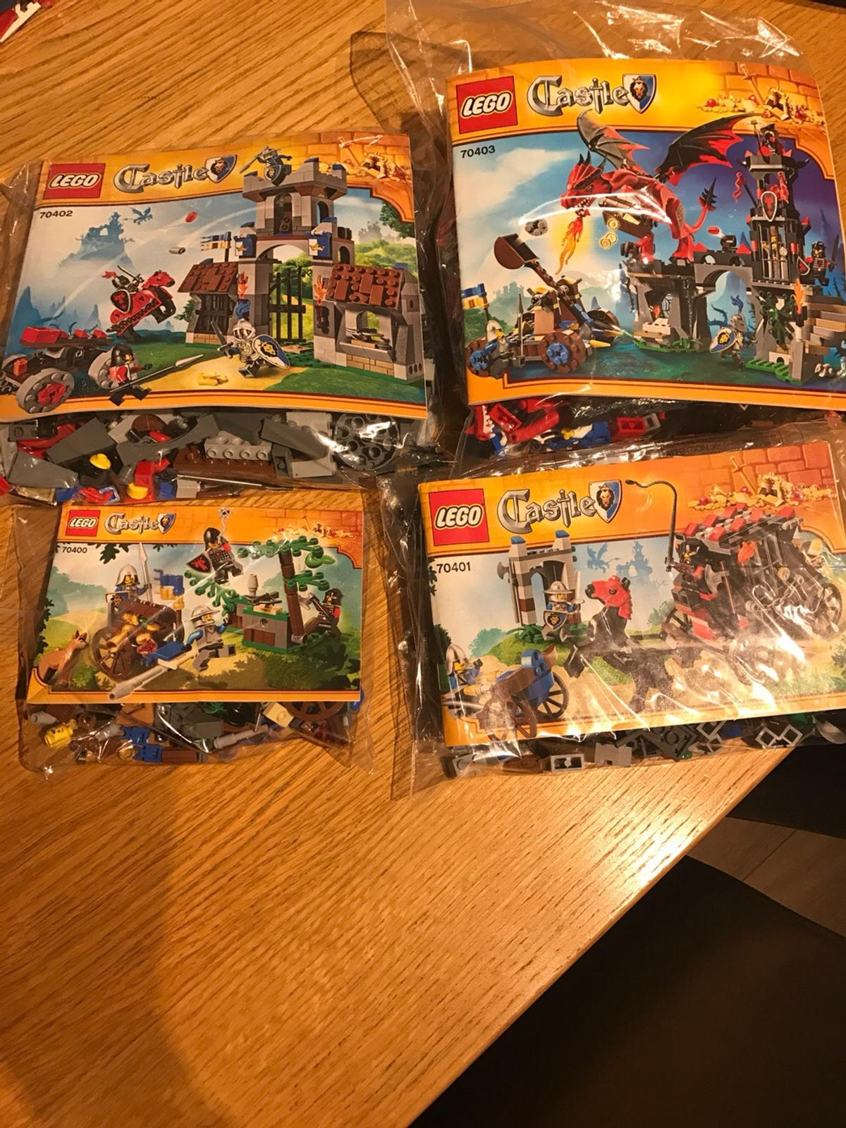 Lego Castle 70400 70401 70402 70403 In Ss16 Hills For 5000 For