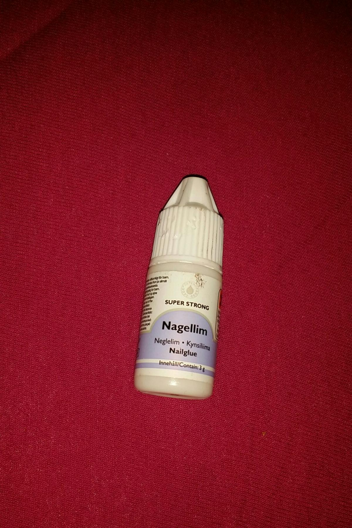 nagellim super strong