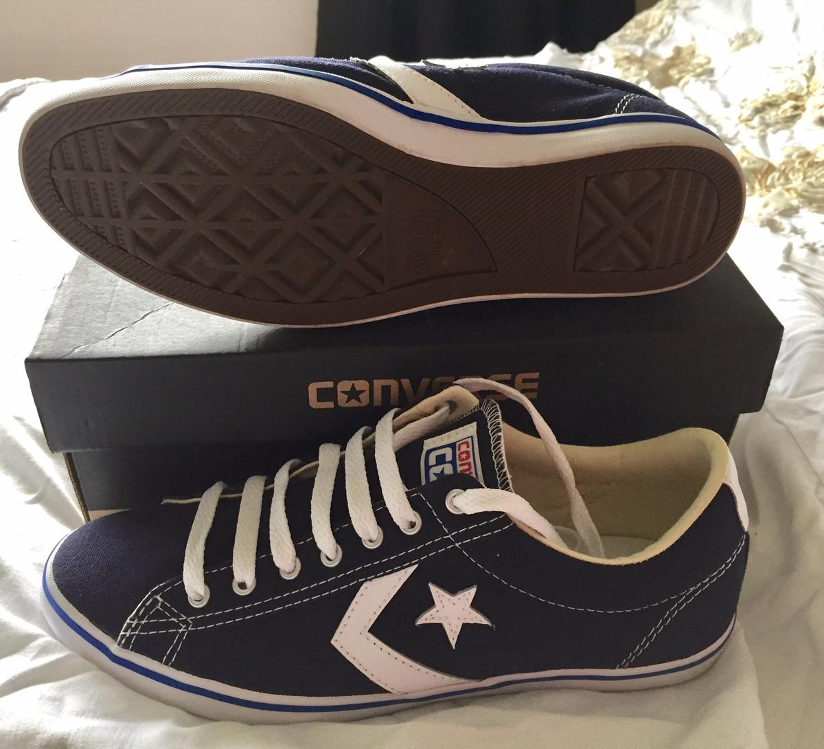 Men's Converse Star Player LP Ox Inked Size 7
