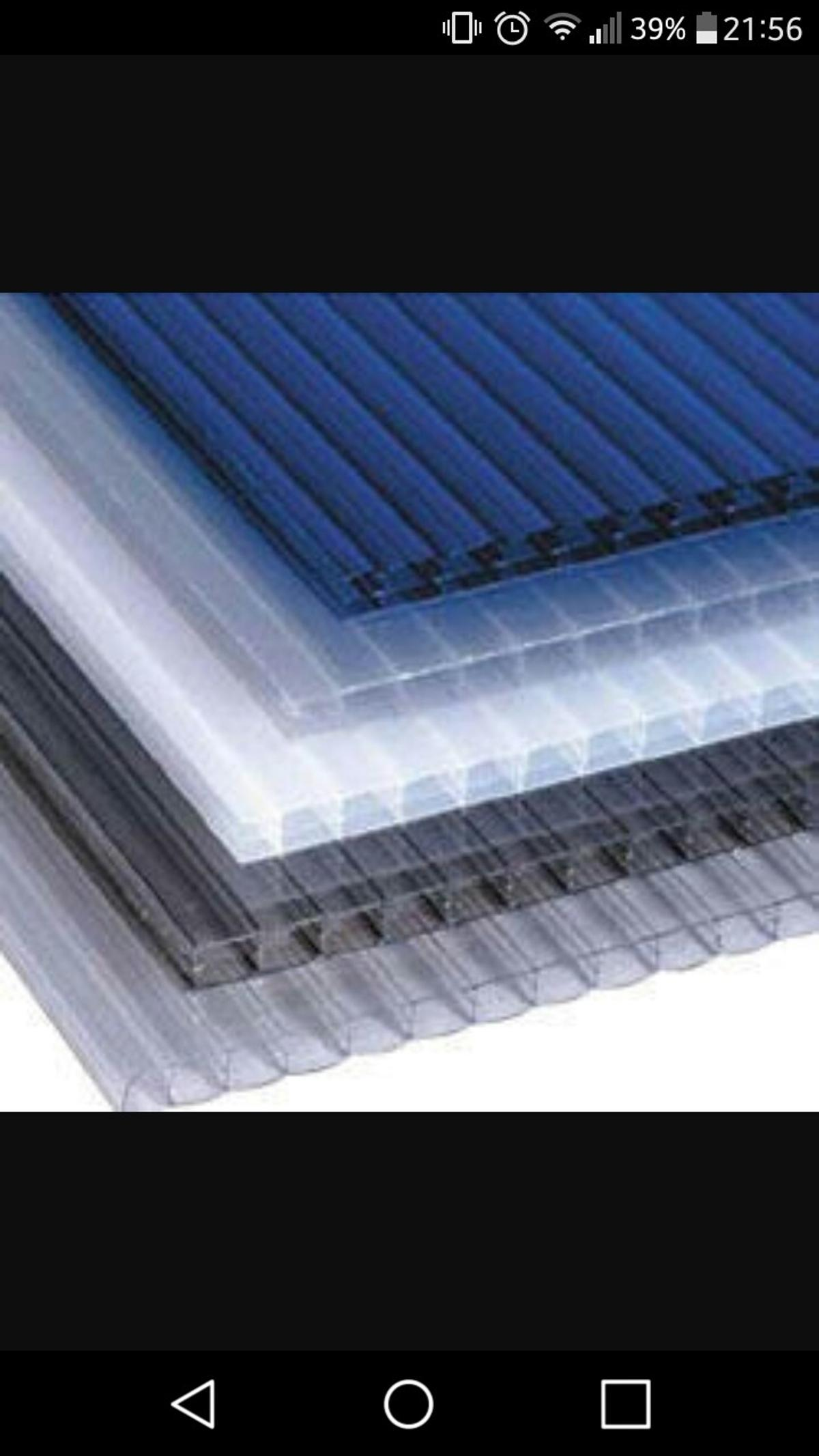 polycarbonate sheet in WR3 Worcester for free for sale - Shpock