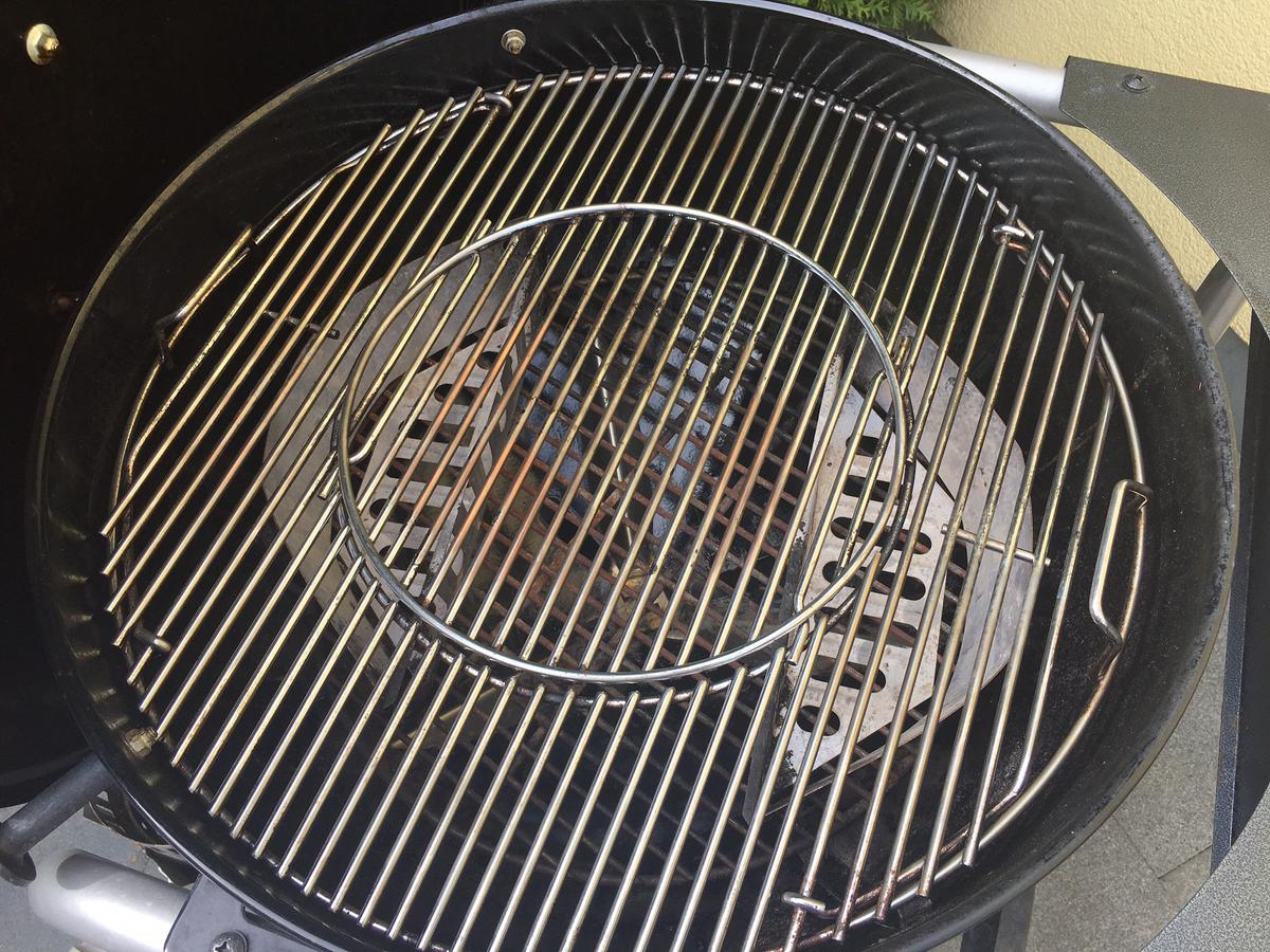 Weber Holzkohlegrill Performer Premium Gbs 57 Cm : Master touch gbs special edition cm black inkl sear grate