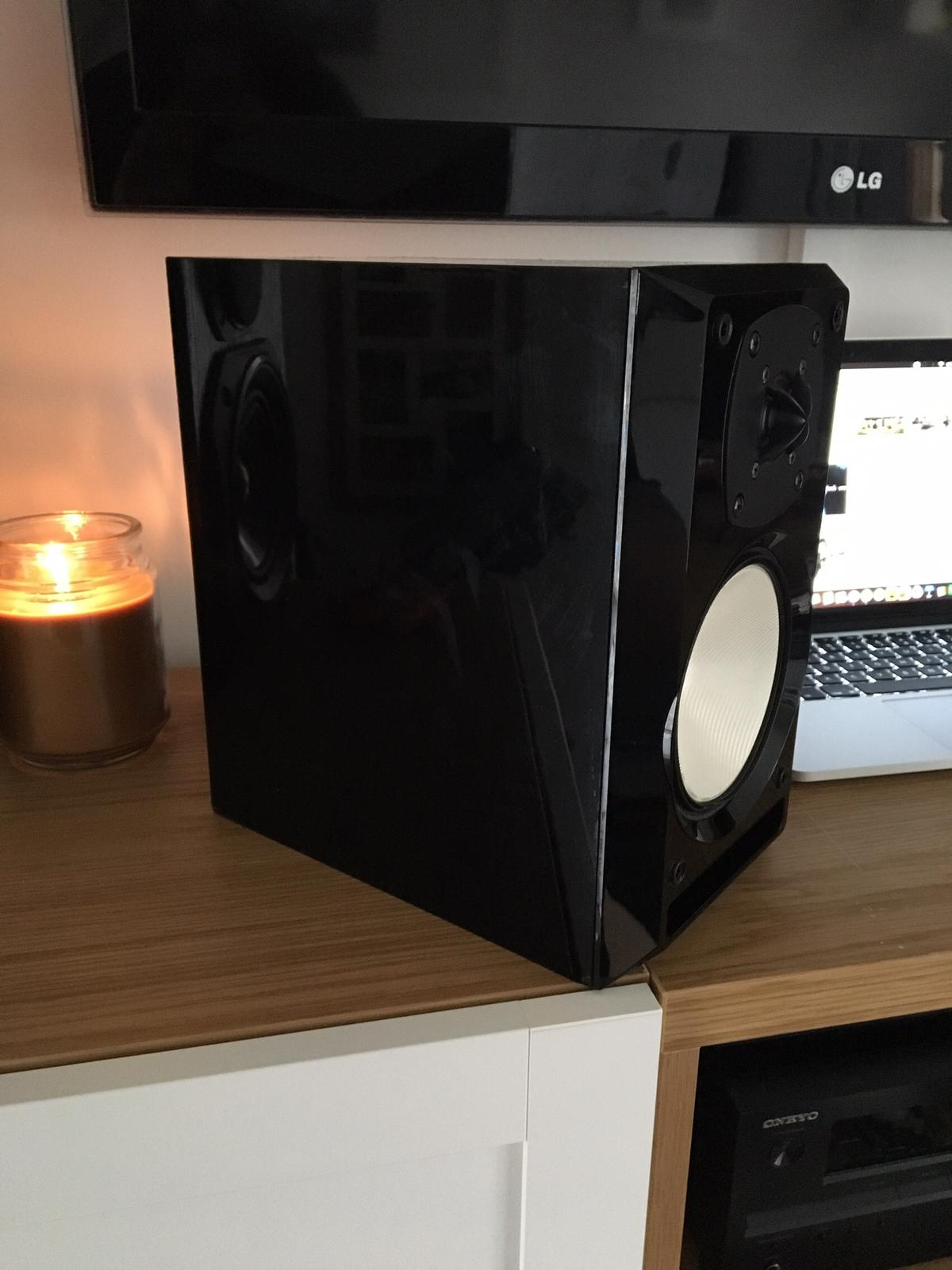 Onkyo speakers in LE3 Leicester for £55 00 for sale - Shpock