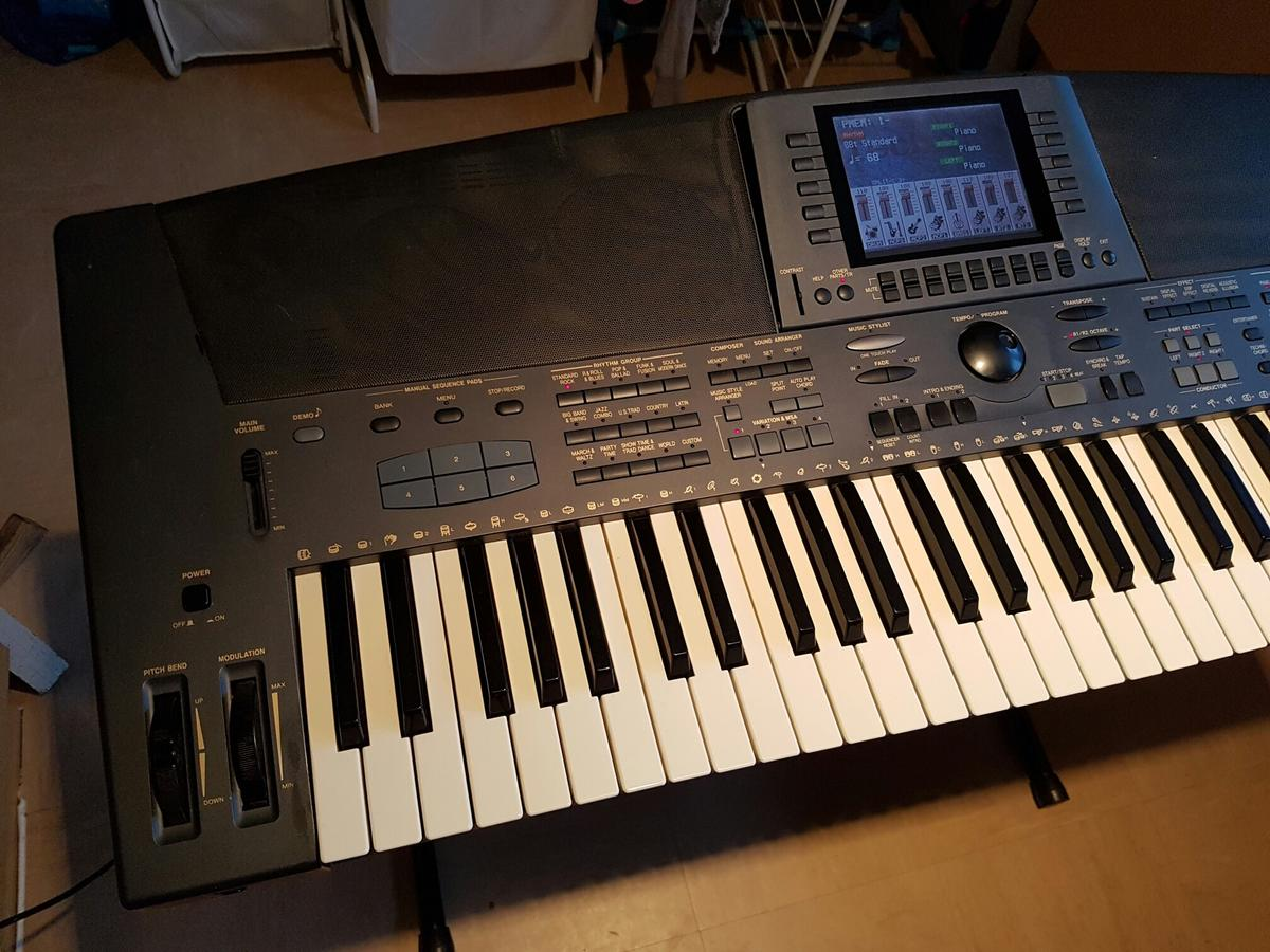 Technics Keyboard KN500 in BR1 Bromley for £180 00 for sale - Shpock