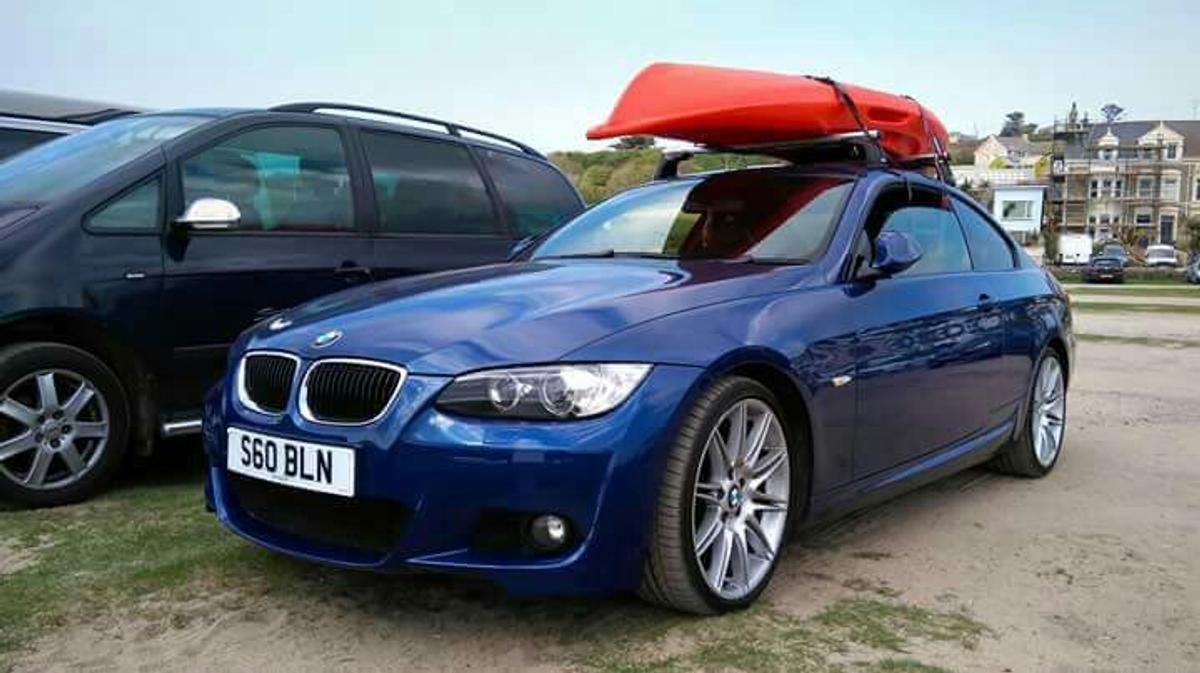 Bmw Roof Bars For E92 Coupe In Tr10 Penryn For 60 00 For Sale Shpock
