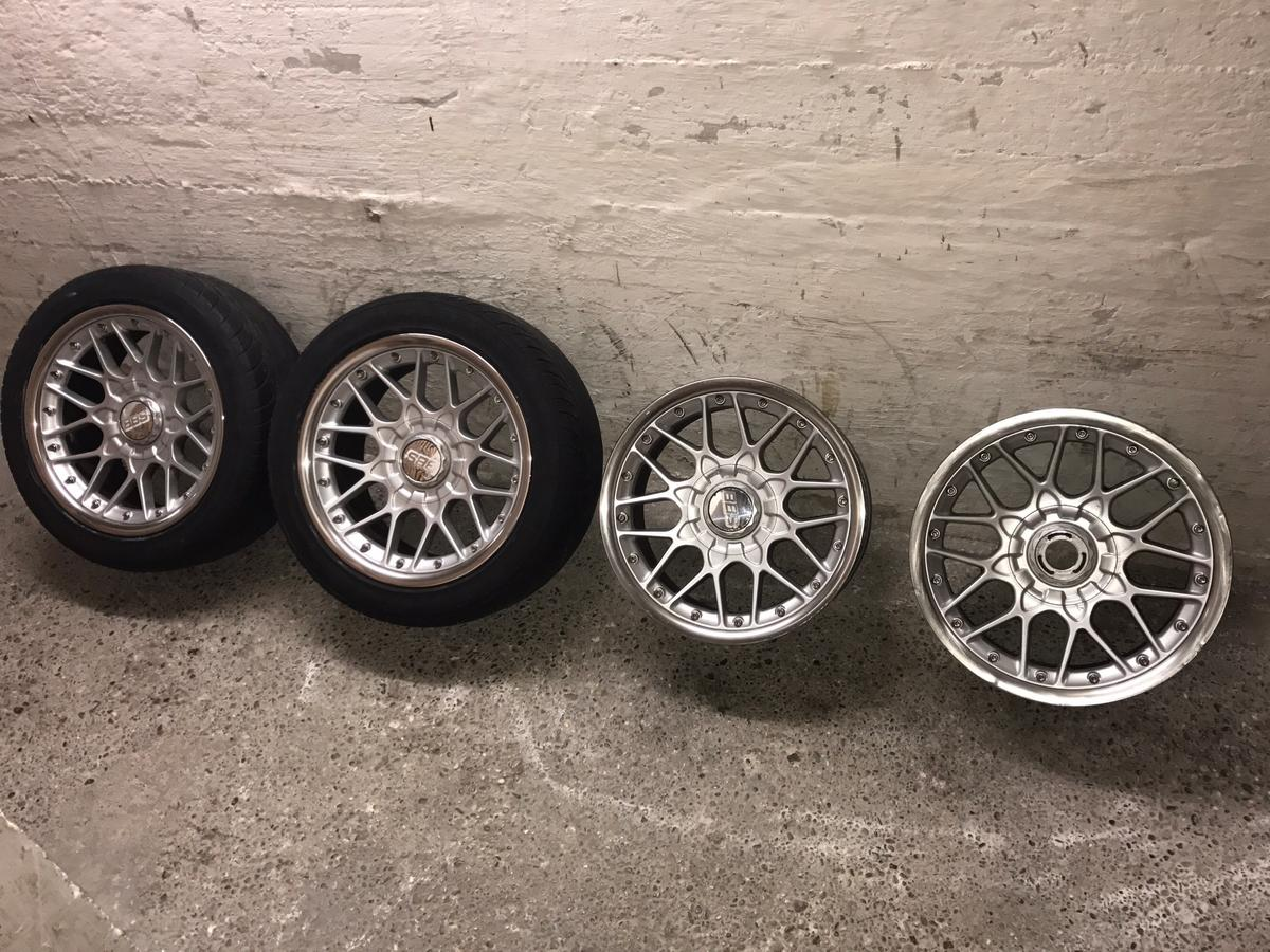 Bmw Bbs Rs 713 Felgen Conkave 5x120 E36 E39 In 80933 Munchen For