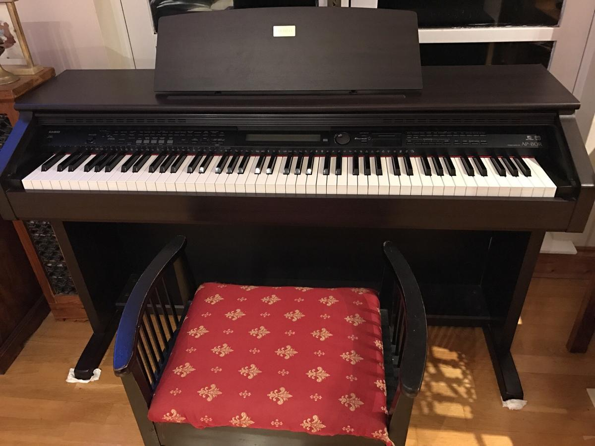 casio celviano ap 80r digital piano in w4 london for for sale shpock. Black Bedroom Furniture Sets. Home Design Ideas