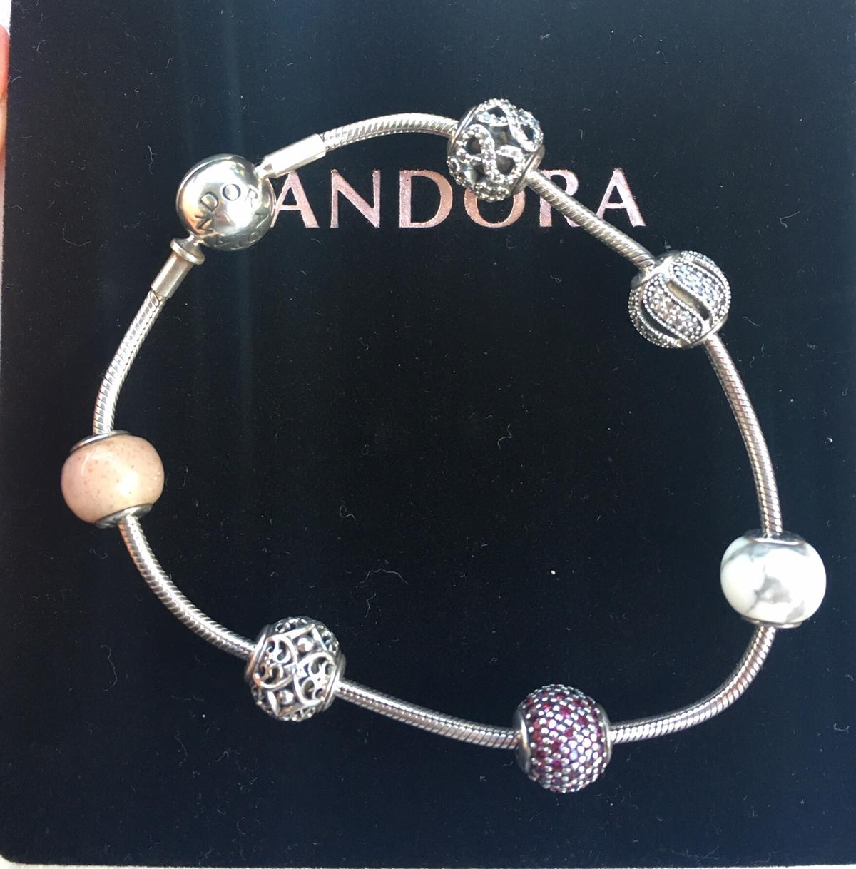 4180c77f8 Genuine Pandora essence charms and bracelet in WS10 Wednesbury for ...