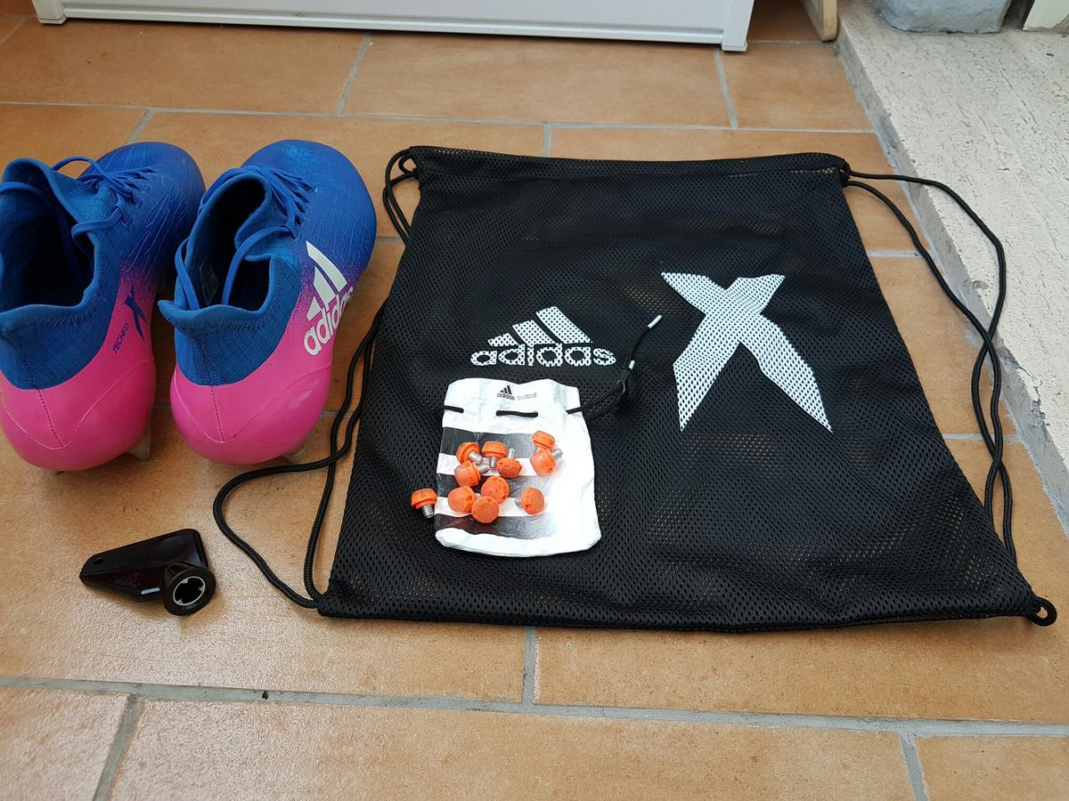 Scarpa Adidas X16.1 SG in 00175 Roma for €70.00 for sale