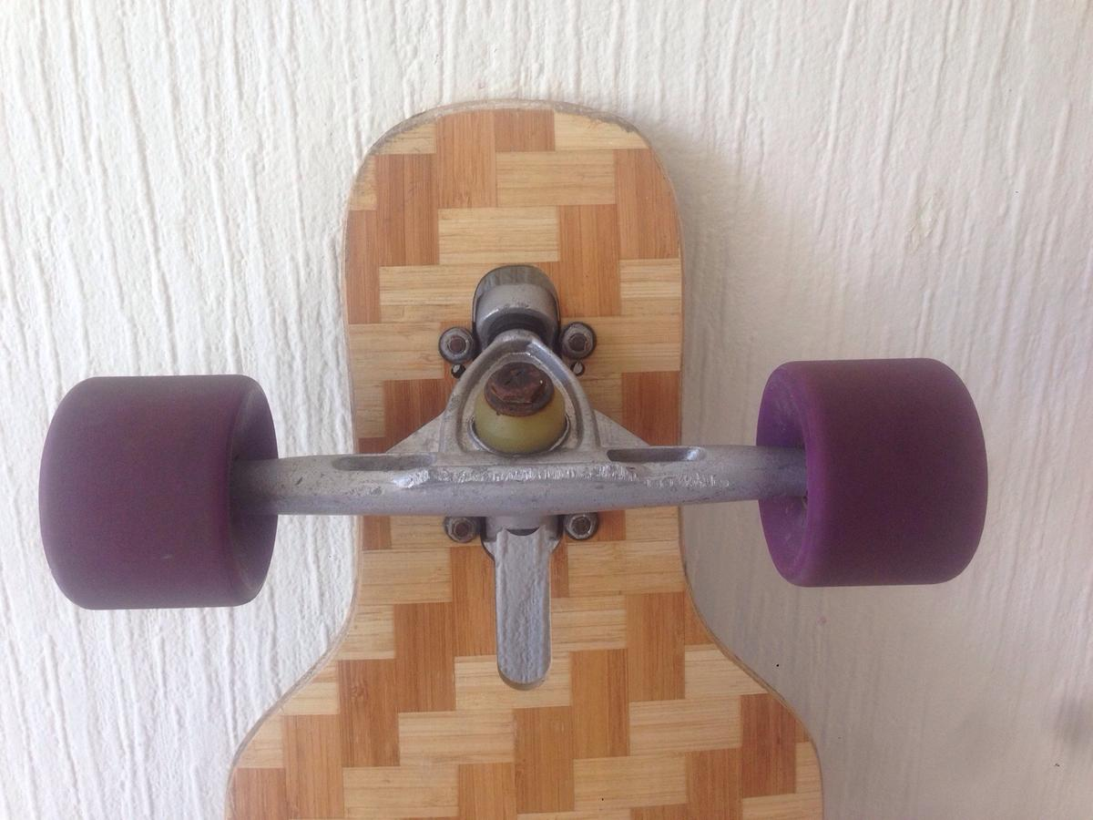 Loaded Tan Tien Flex 3 Longboard (California) in N4 London