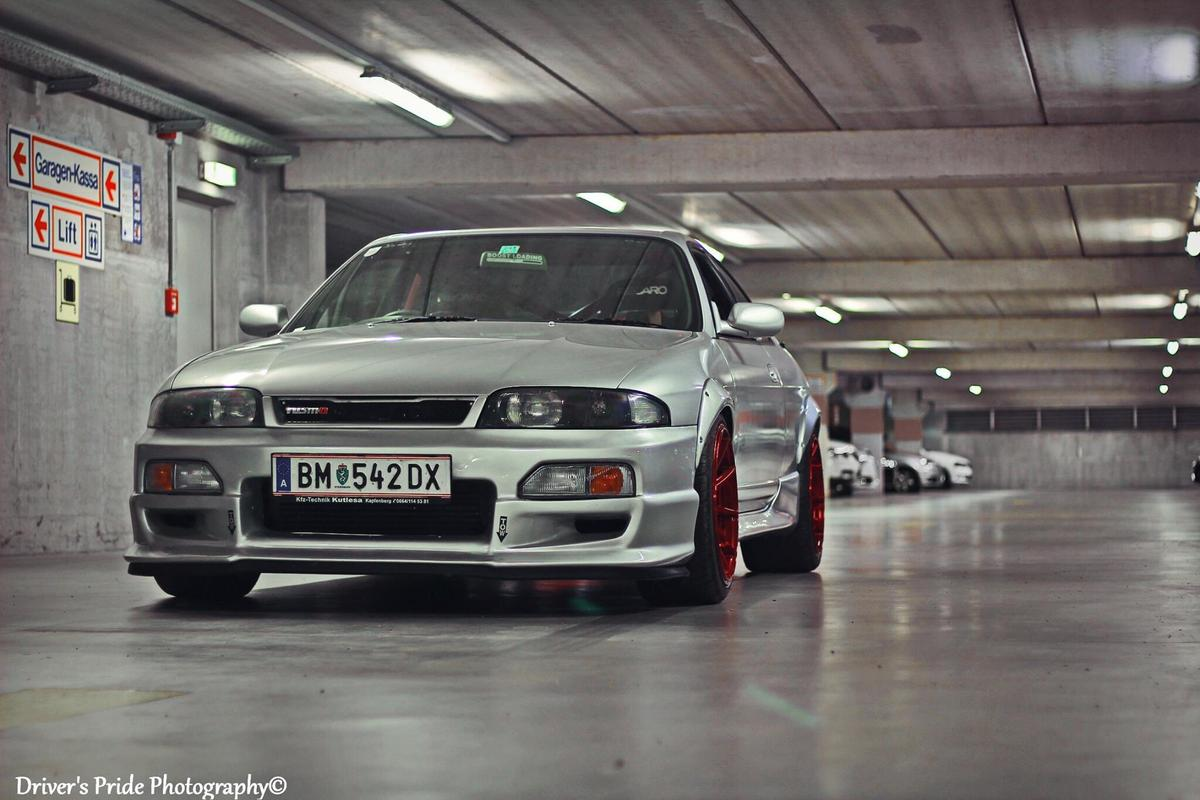 Nissan Skyline R33 GTS-T S1 5 in 8605 Kapfenberg for