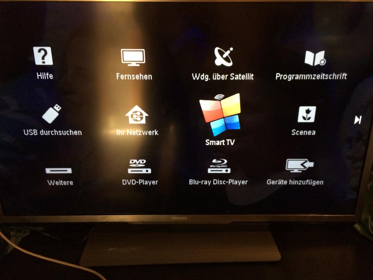 Phillips 40 Pfl 5007k12 Smart Tv 40 Zoll