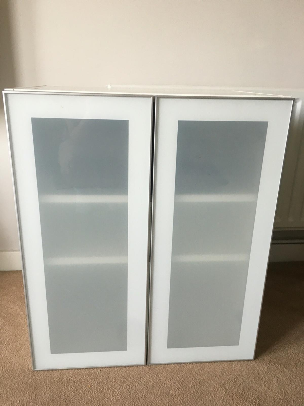 Ikea Kitchen Wall Cabinet With Glass Doors In E3 London For 9 00 For Sale Shpock
