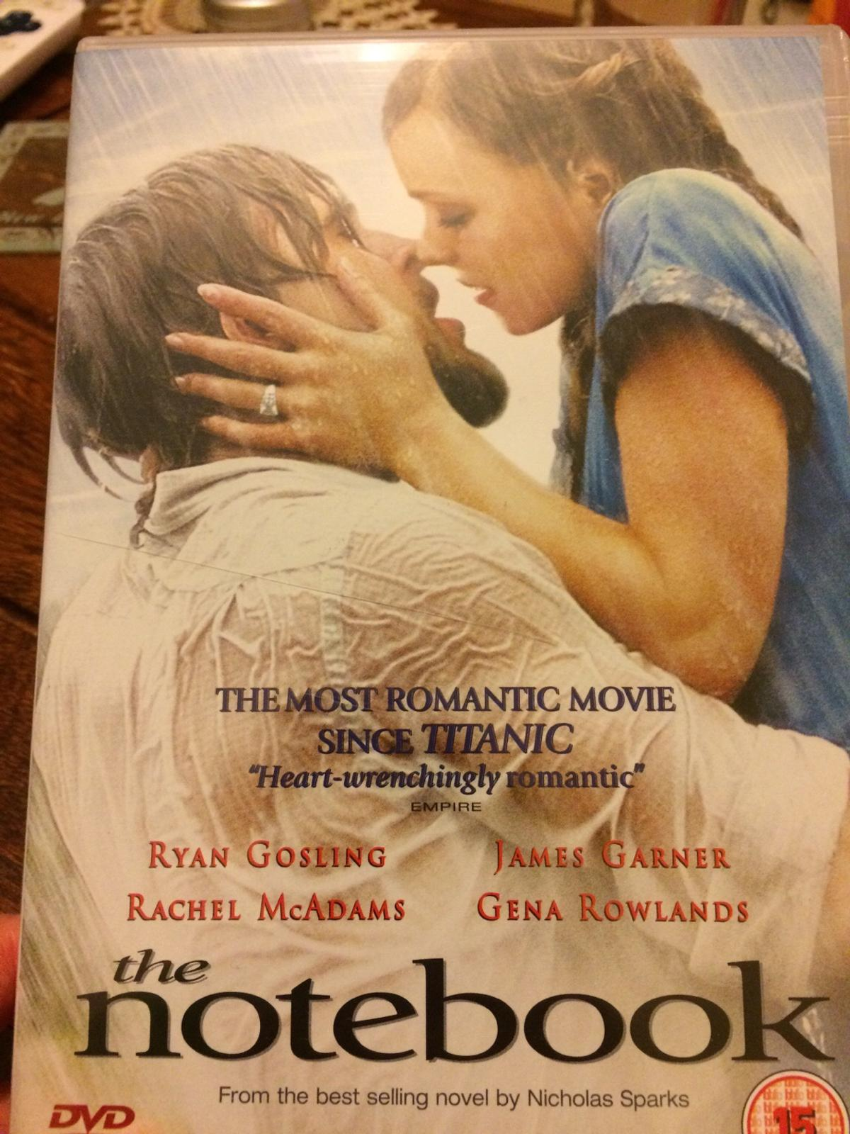 DVD the notebook