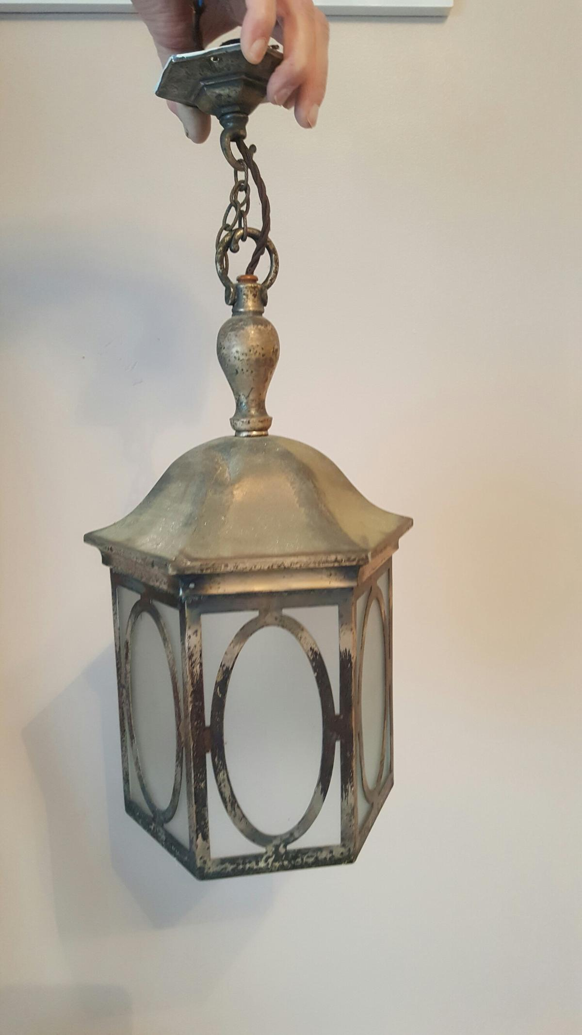 Outdoor Victorian Porch Lights In Wd3