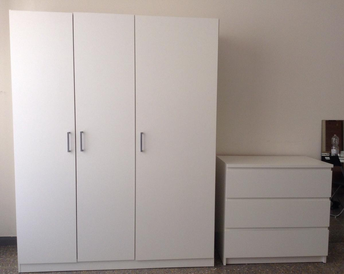 Armadio A Tre Ante Usato.Armadio Ikea A Tre Ante In 00182 Roma For 40 00 For Sale Shpock