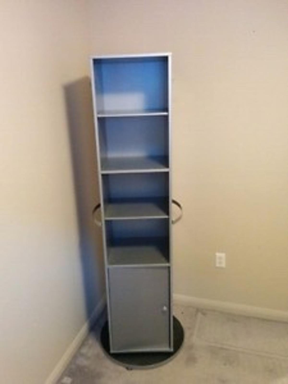 best cheap 6eba8 681e3 IKEA rotating cabinet mirror storage unit in NW1 London for ...