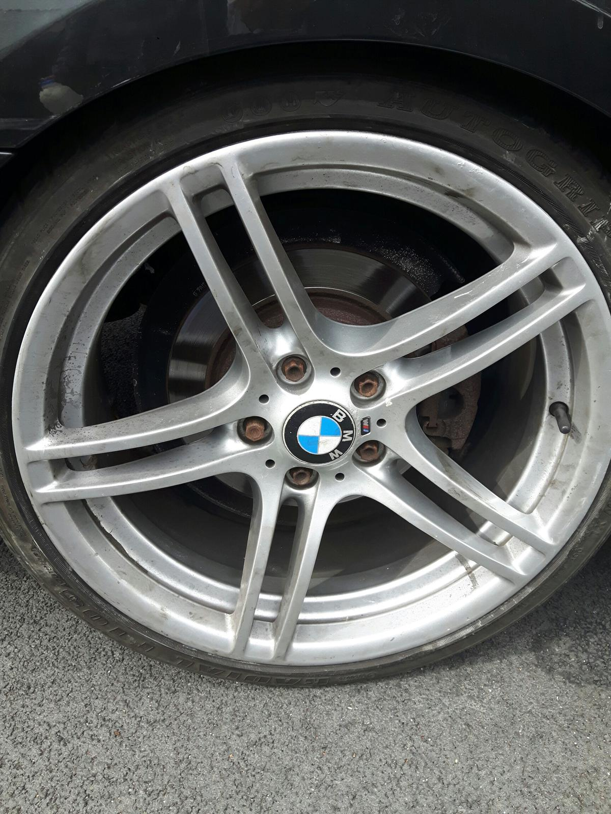 Bmw 19 Inch Wheels 3 With Tyres