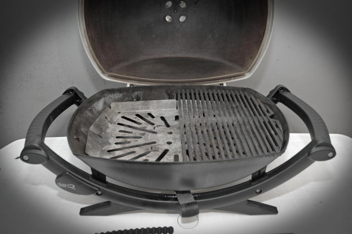 Weber Holzkohlegrill Q 260 : Weber holzkohlegrill char q 260 in 76189 karlsruhe for u20ac140.00 for