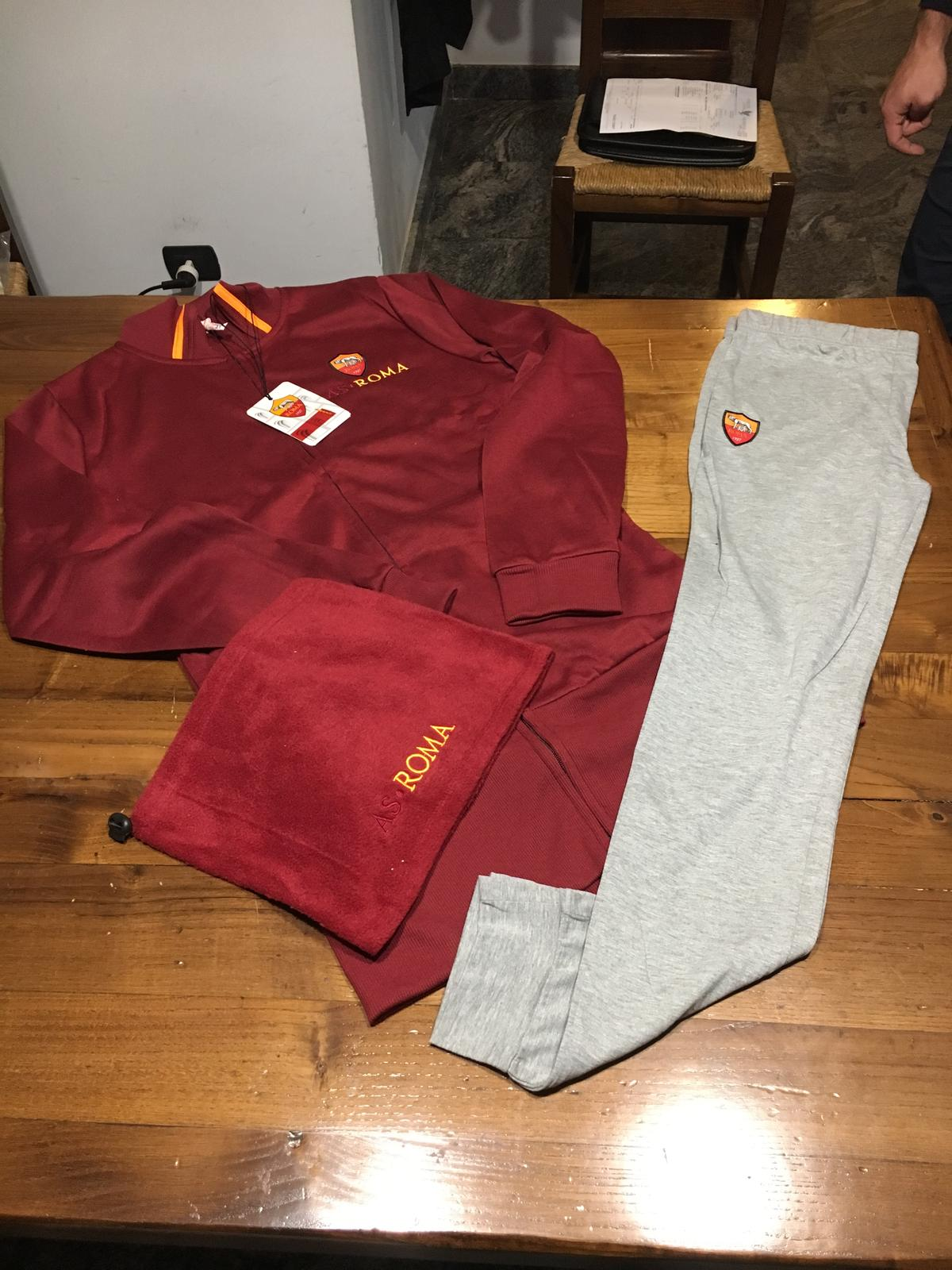 TUTE DONNA AS ROMA NUOVE