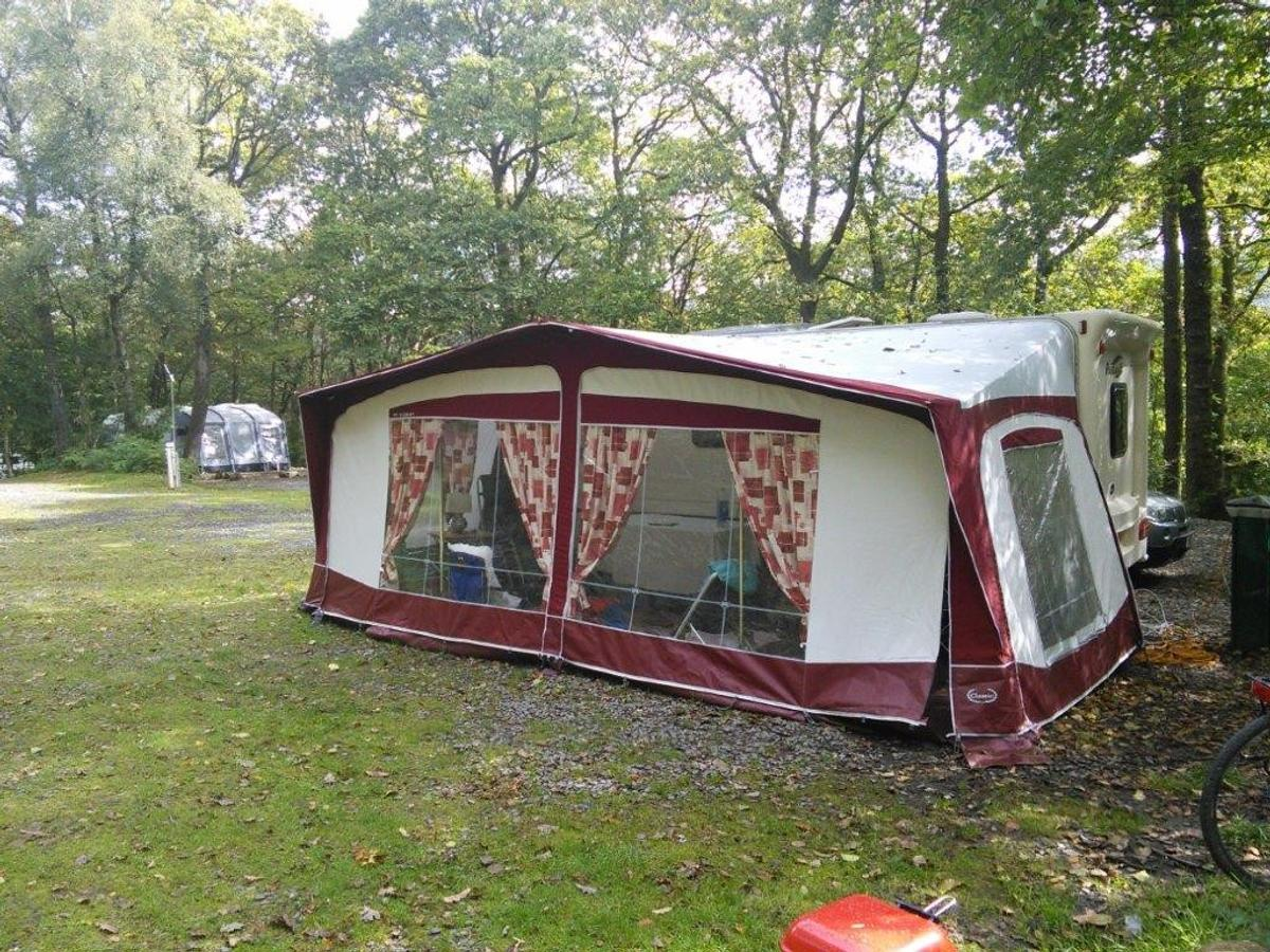Bradcot Awning Size 960 Vgc In Nn17 Corby For 280 00 For Sale Shpock