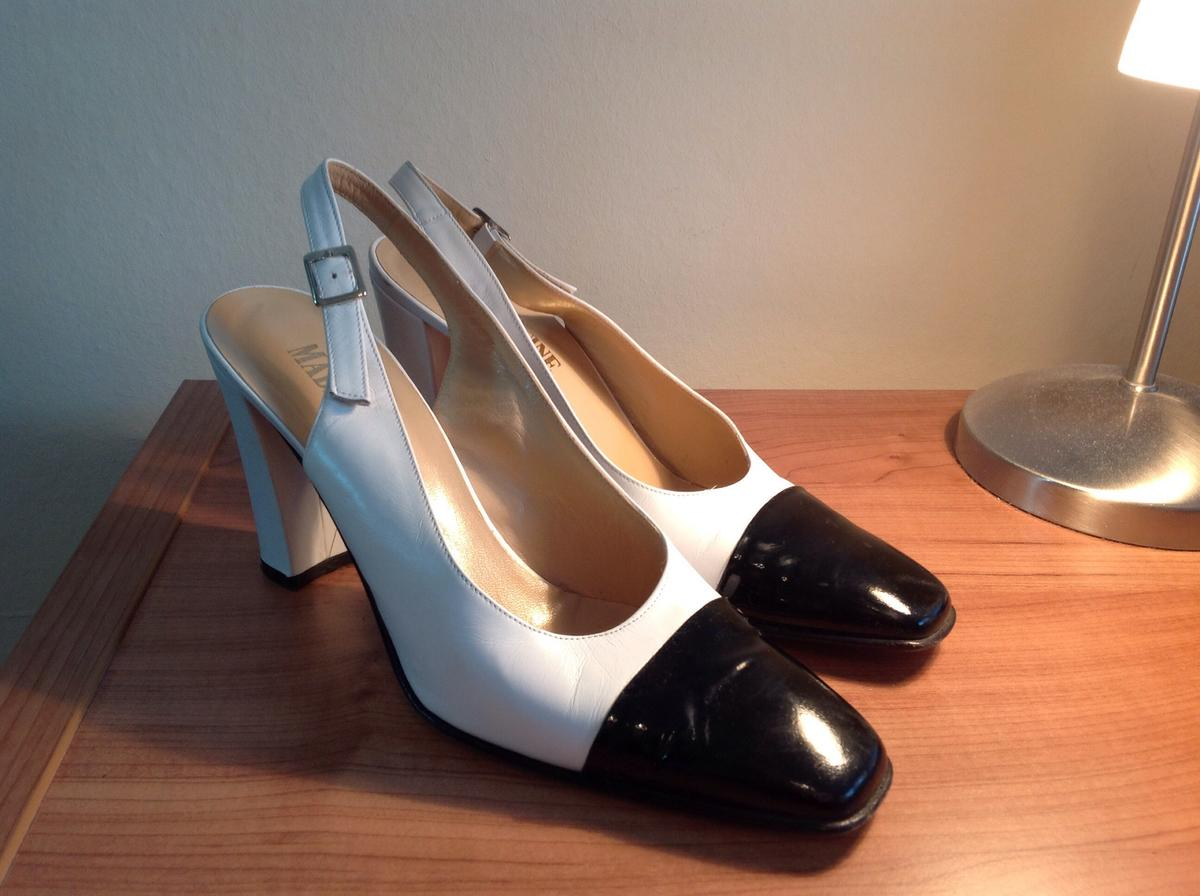 MADELEINE Pumps Cognac Gr. 40 in 13589 Berlin for €26.00 for