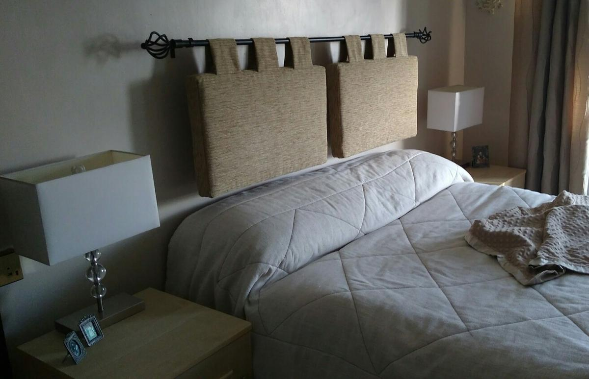 Quality Upholstery Style Headboard Cushions In De55 Blackwell For 75 00 For Sale Shpock