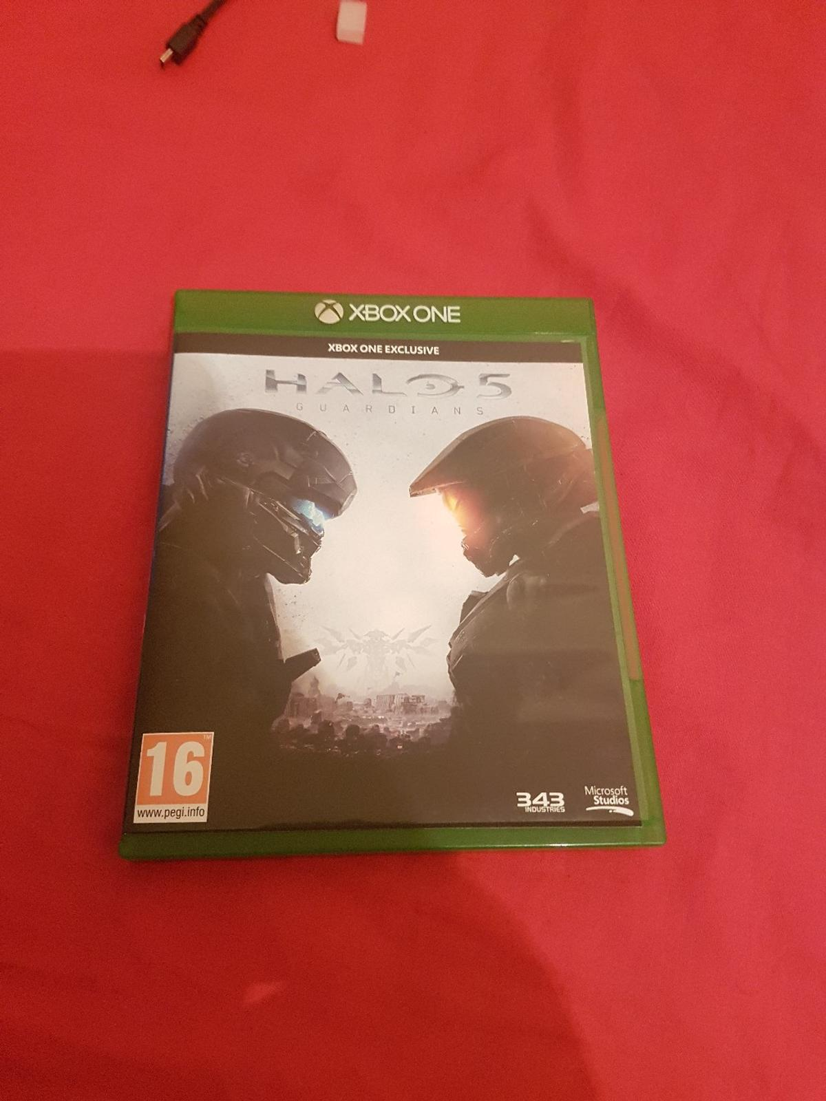 Xbox One|1TB| Halo 5 in WC1B London for £225 00 for sale