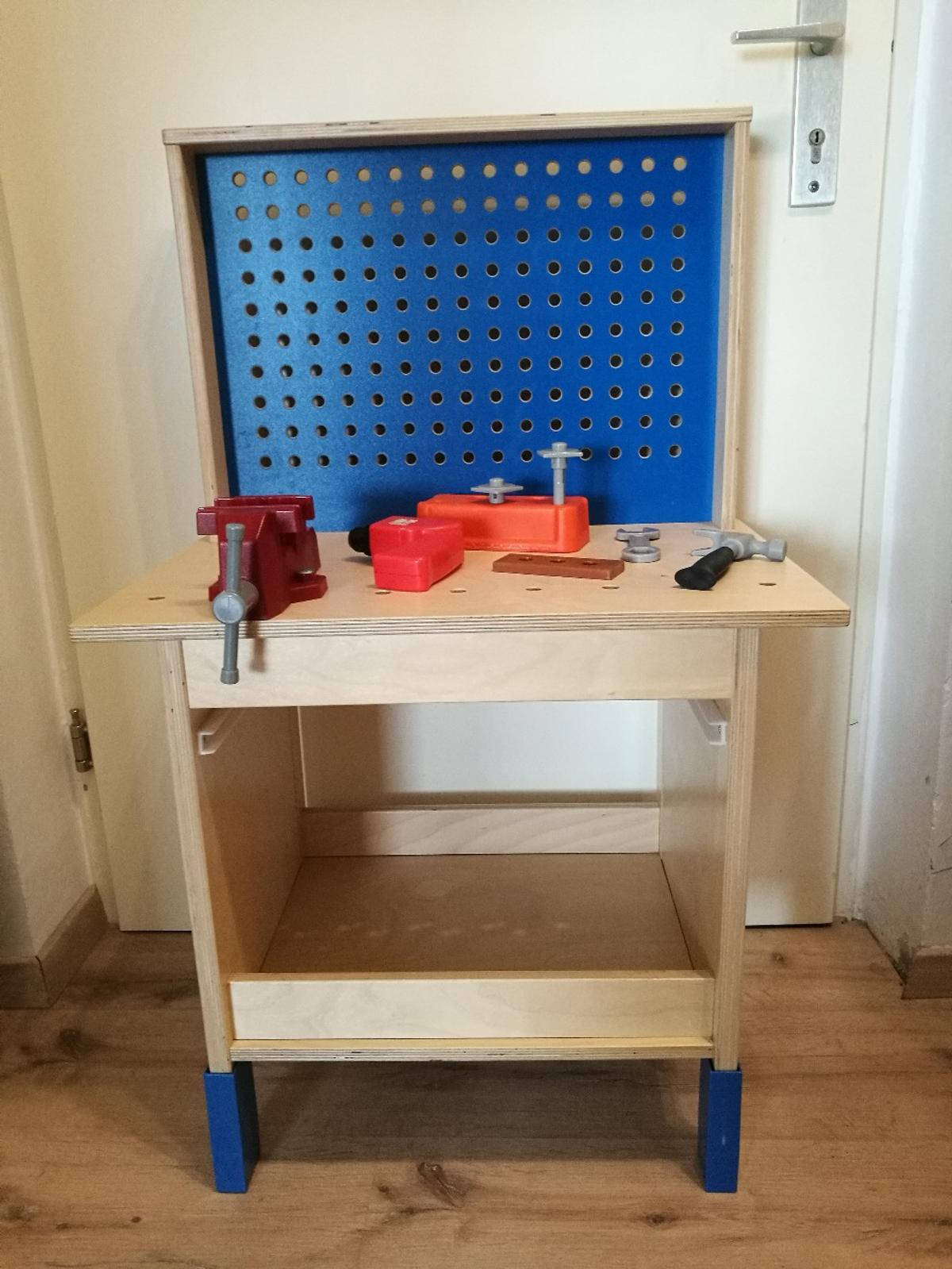Top IKEA Kinder Werkbank DUKTIG Holz in 4040 Linz for €20.00 for sale FV44