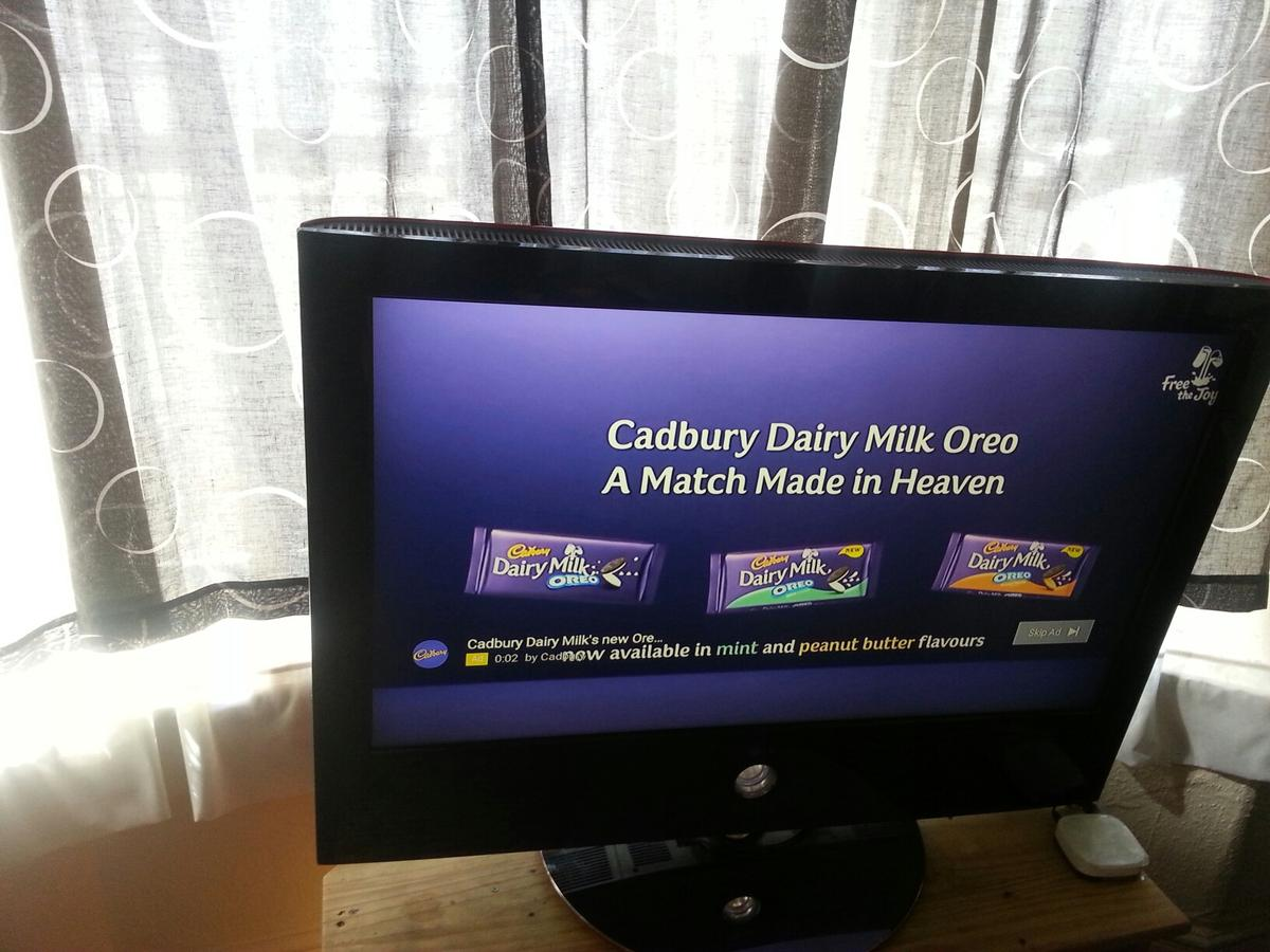 lg 37 inch full hd tv in TS1 Middlesbrough for £60 00 for