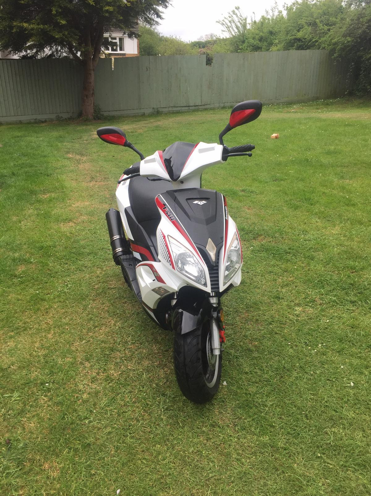 Lexmoto fmr 125 moped/scooter in BS15 Green for £675 00 for sale