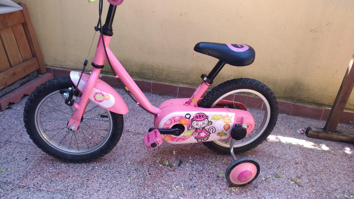 Bici Bimba Decathlon Ticha In 00185 Roma For 5000 For Sale Shpock