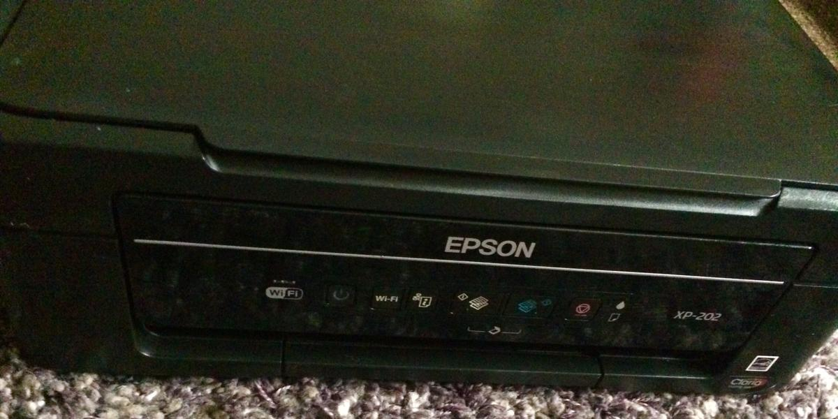 EPSON XP 202 SCANNER DRIVERS UPDATE