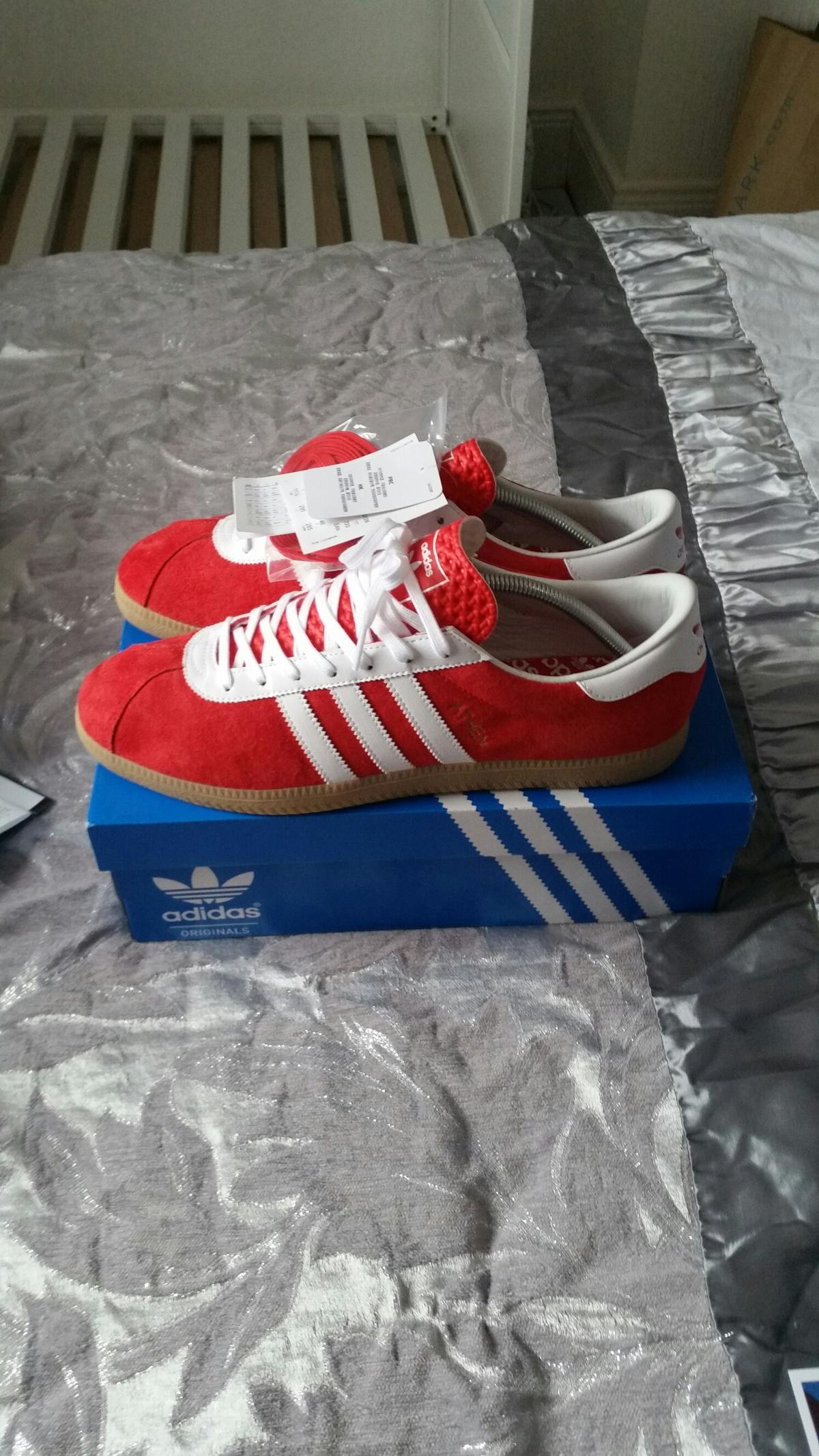 Adidas Athen Red trainers in BT14 Belfast for £91.00 for